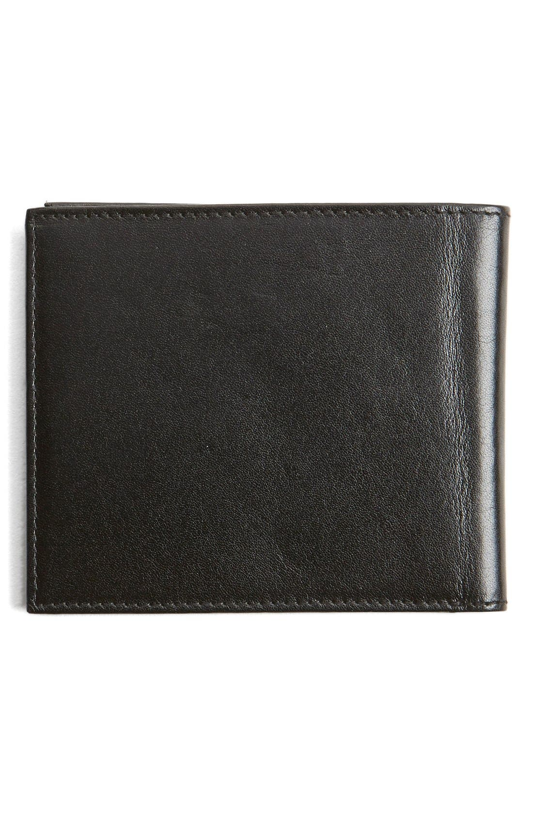 Alternate Image 3  - Ted Baker London Carouse Bifold Leather Wallet