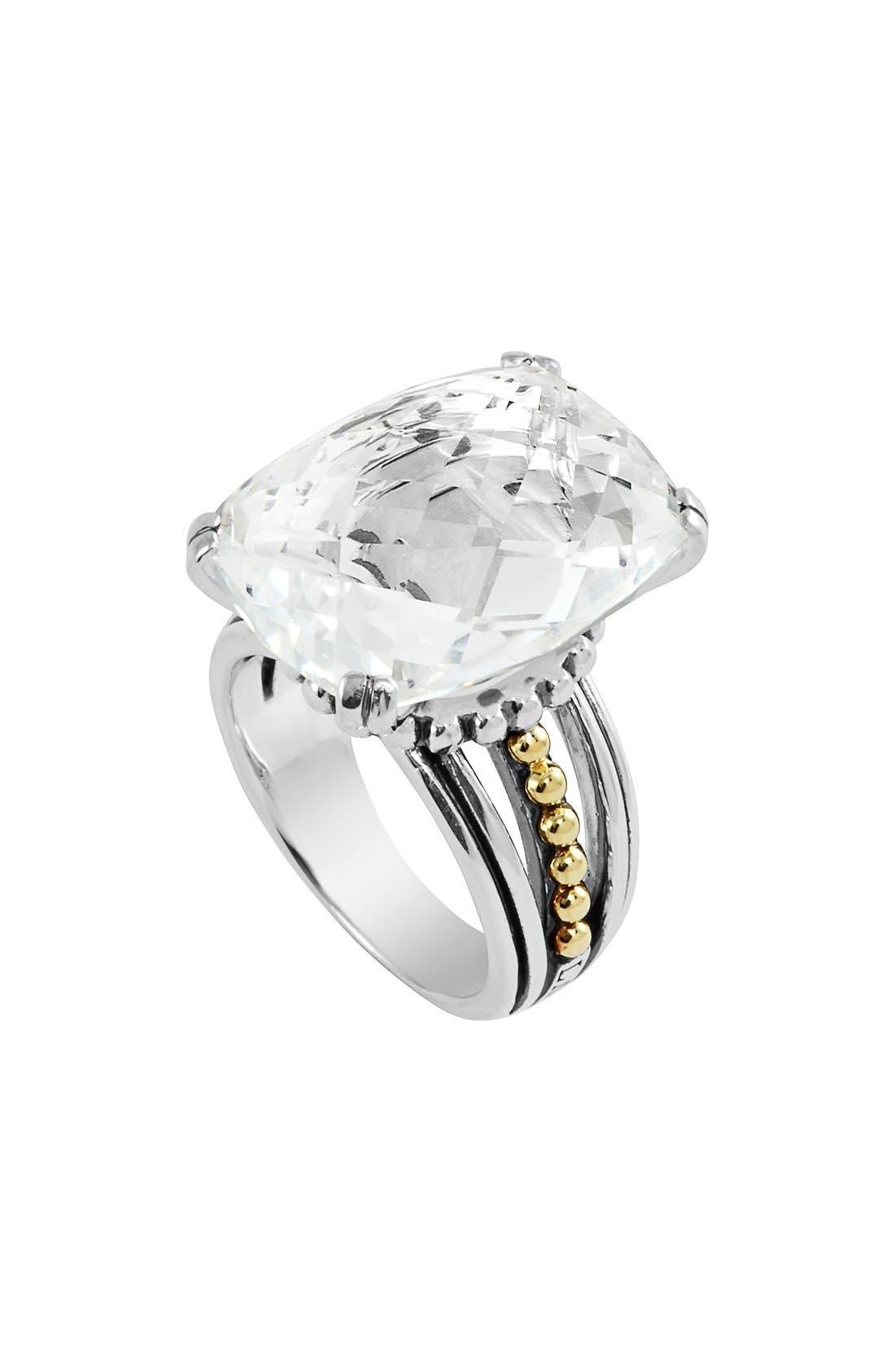 Alternate Image 1 Selected - LAGOS 'Prism' Stone Ring