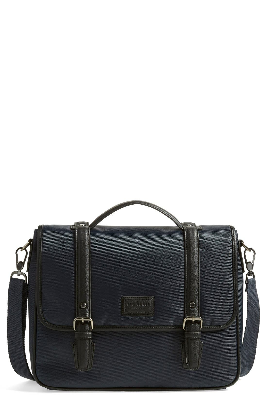 Alternate Image 1 Selected - Ted Baker London 'Rooks' Messenger Bag