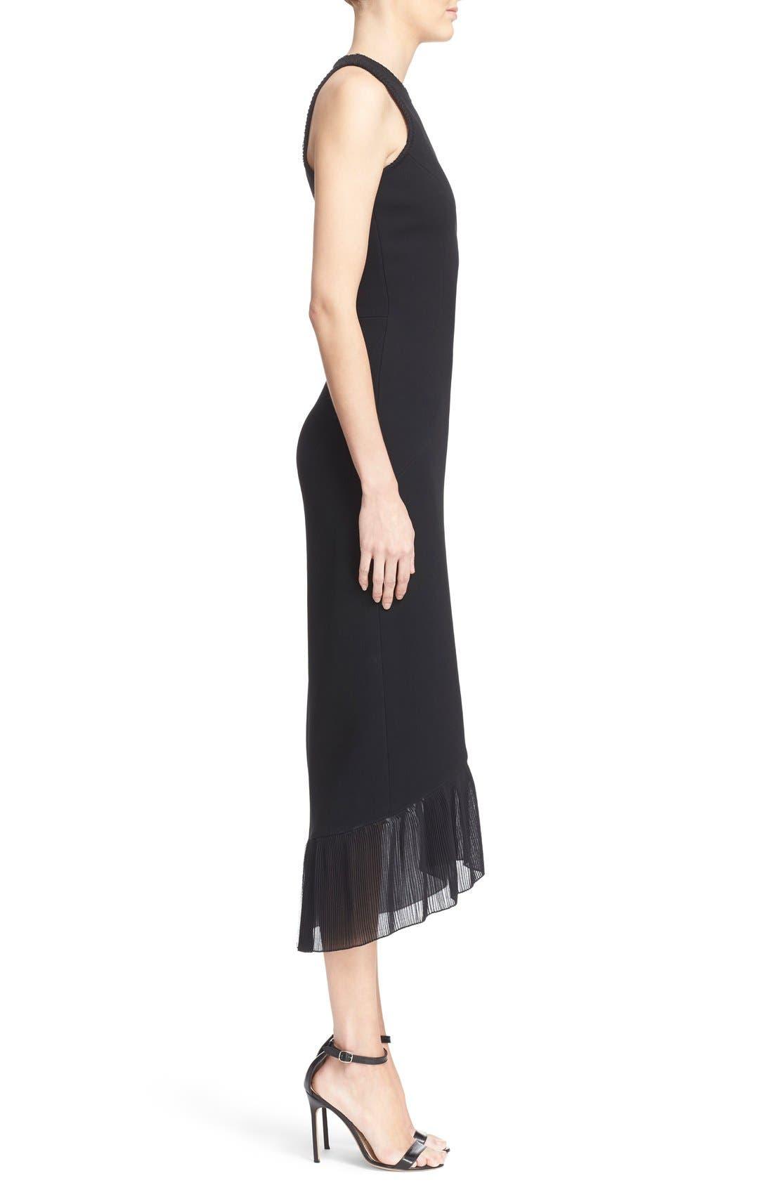 Alternate Image 5  - Victoria Beckham Crepe Sheath Dress