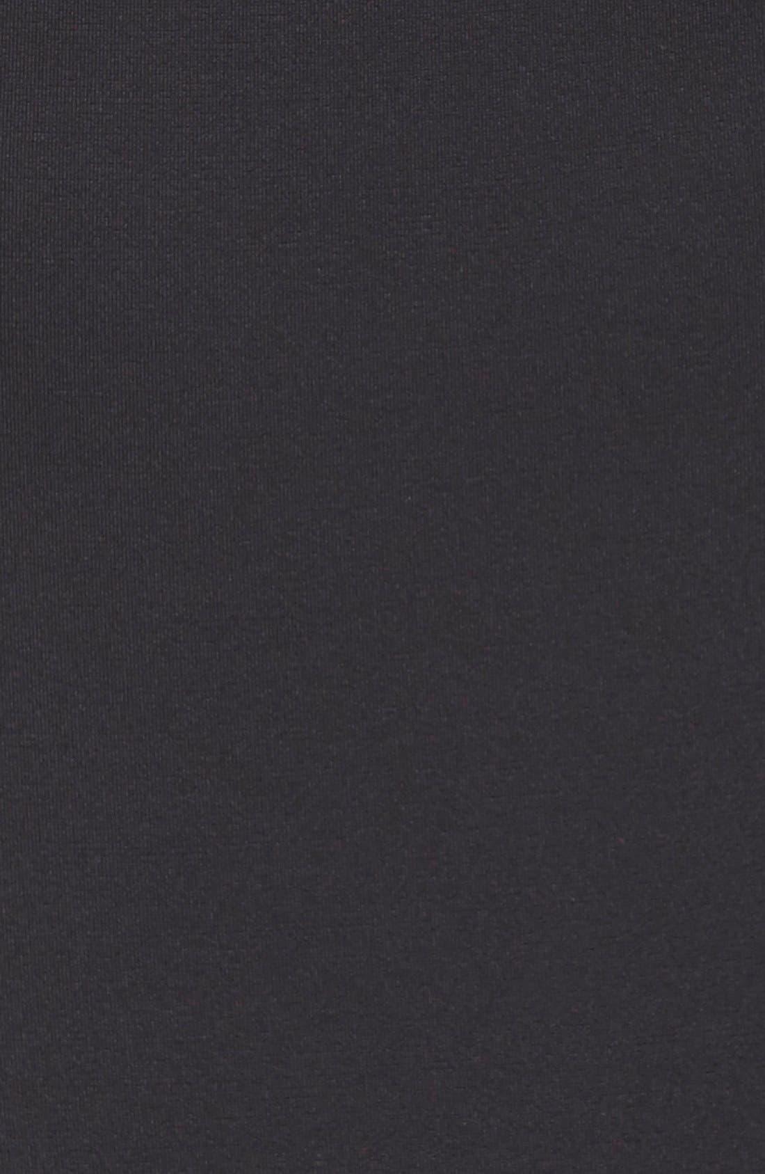 Alternate Image 5  - Freya One-Shoulder Underwire One-Piece Swimsuit