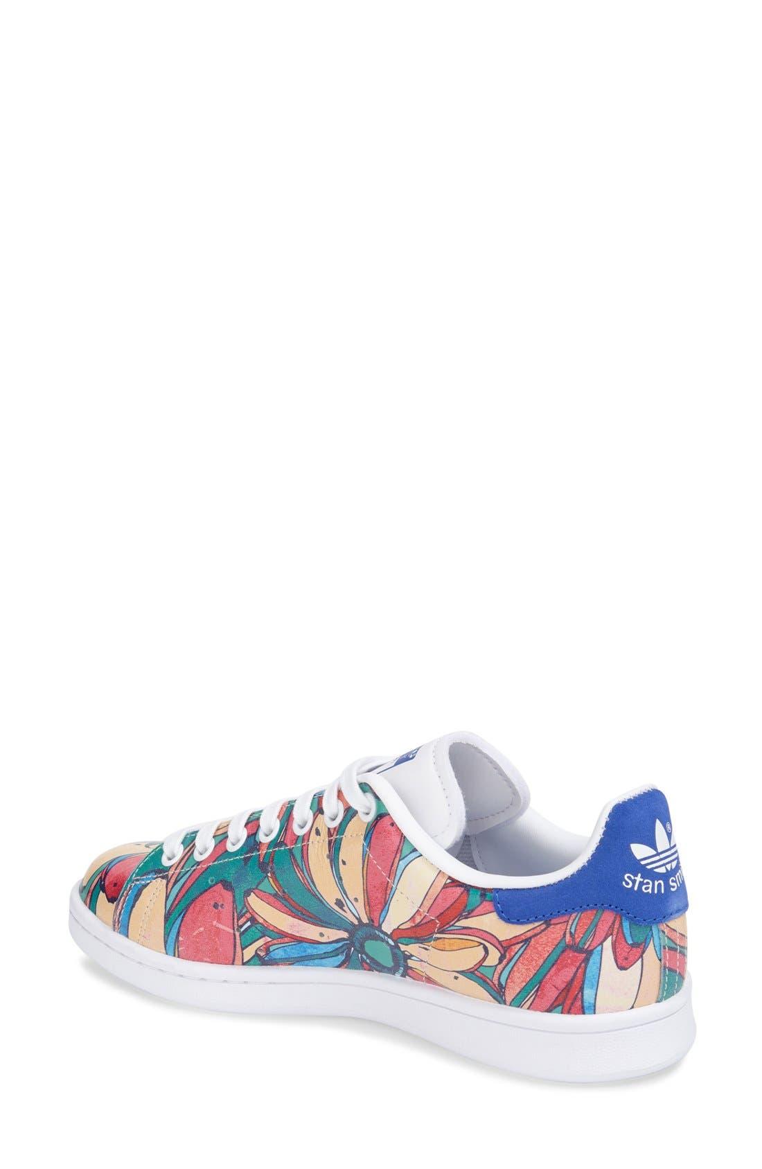 Alternate Image 2  - adidas x The FARM Company 'Stan Smith' Sneaker (Women)