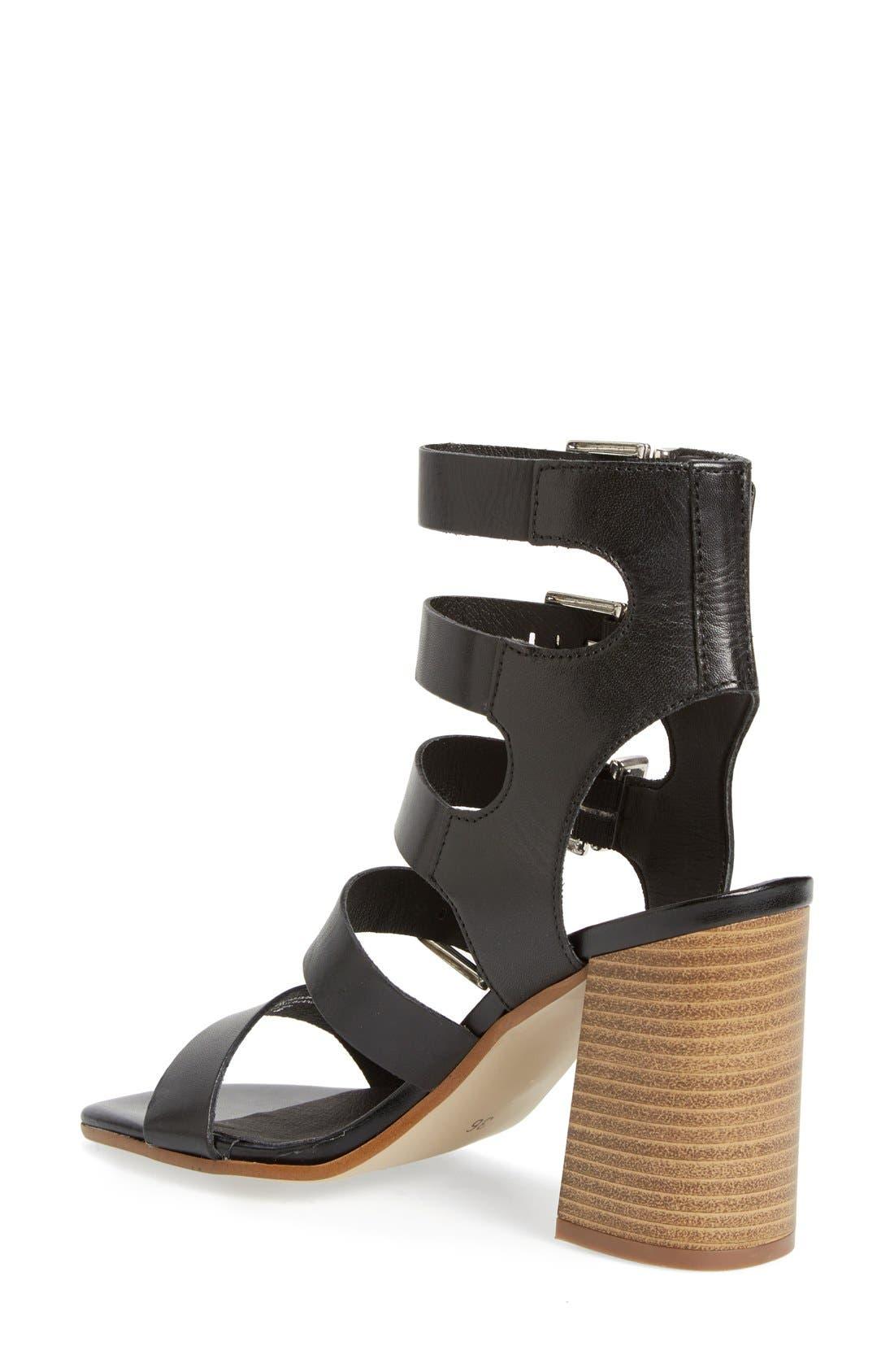 Alternate Image 2  - Shellys London 'Joey' Block Heel Sandal (Women)