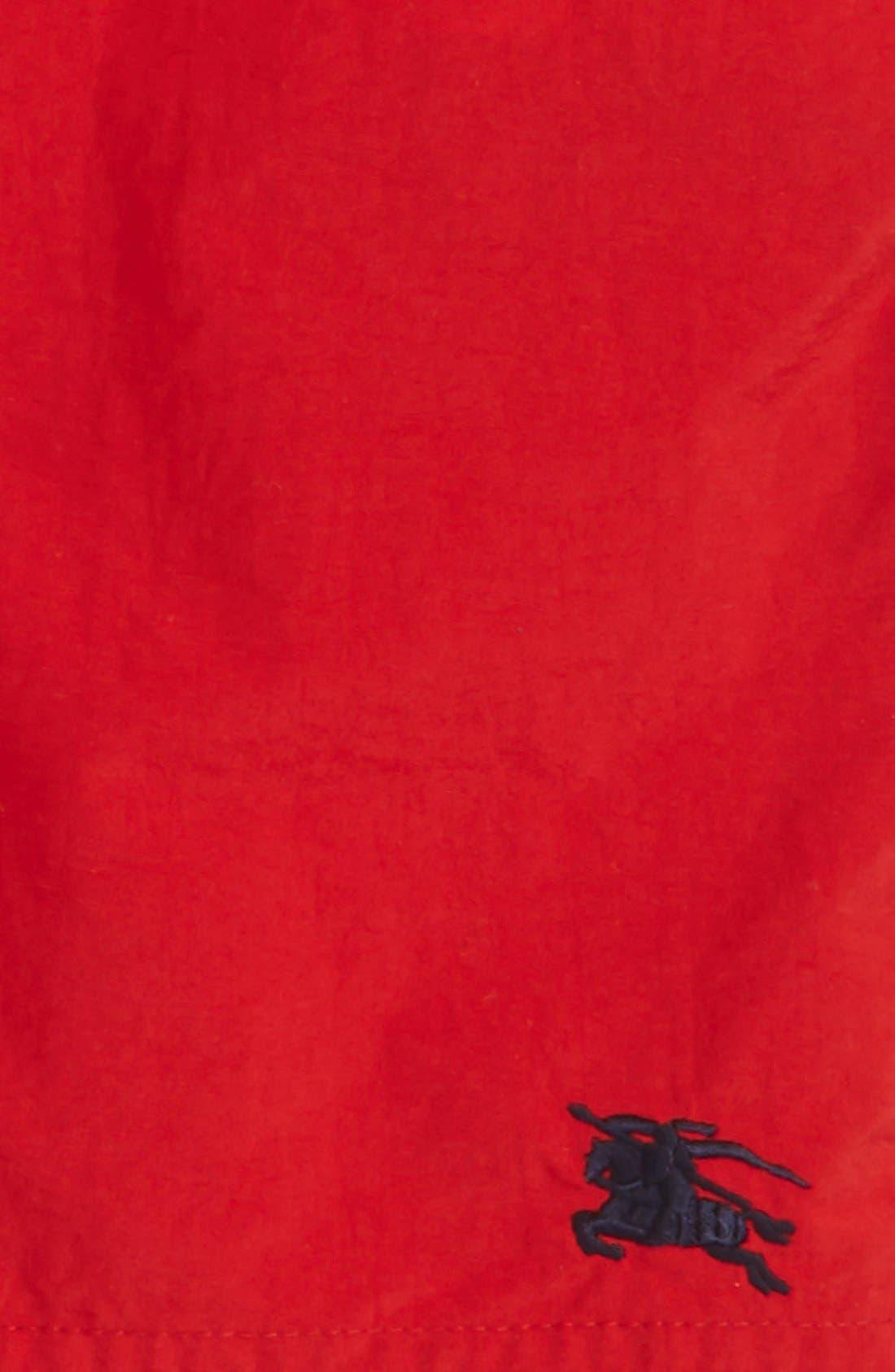 Alternate Image 2  - Burberry 'Galvin' Swim Trunks (Little Boys & Big Boys)