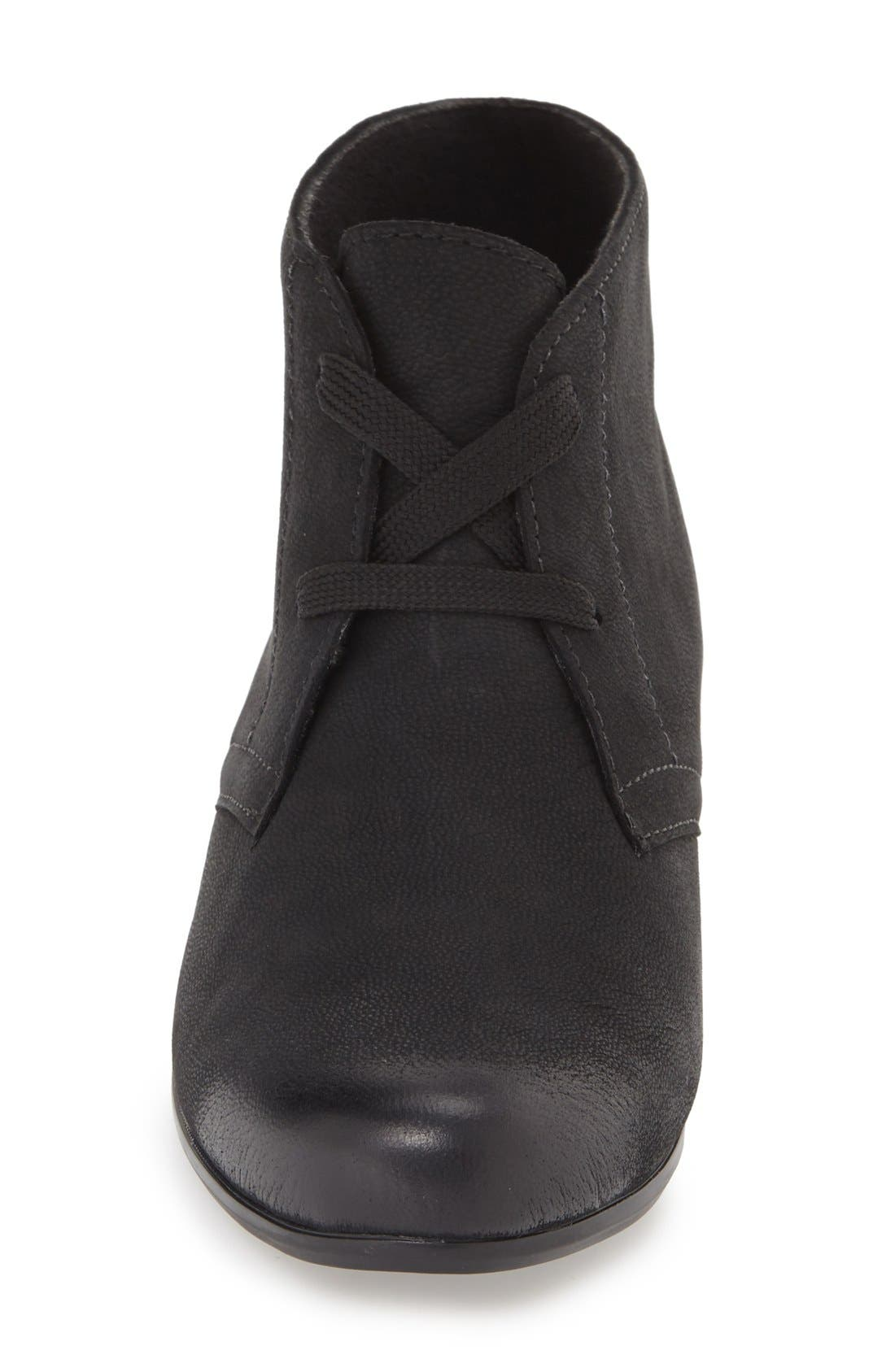 Alternate Image 3  - Munro 'Sloane' Lace Up Bootie (Women)