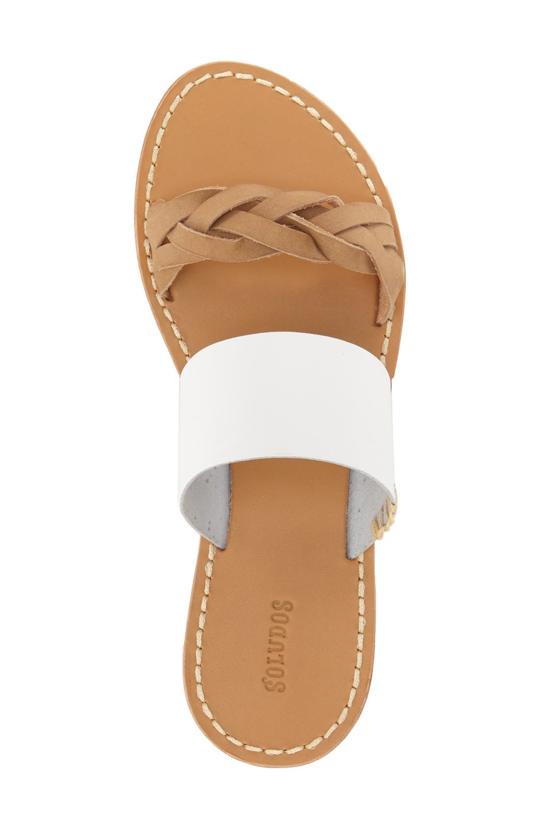 Alternate Image 3  - Soludos Slide Sandal (Women)