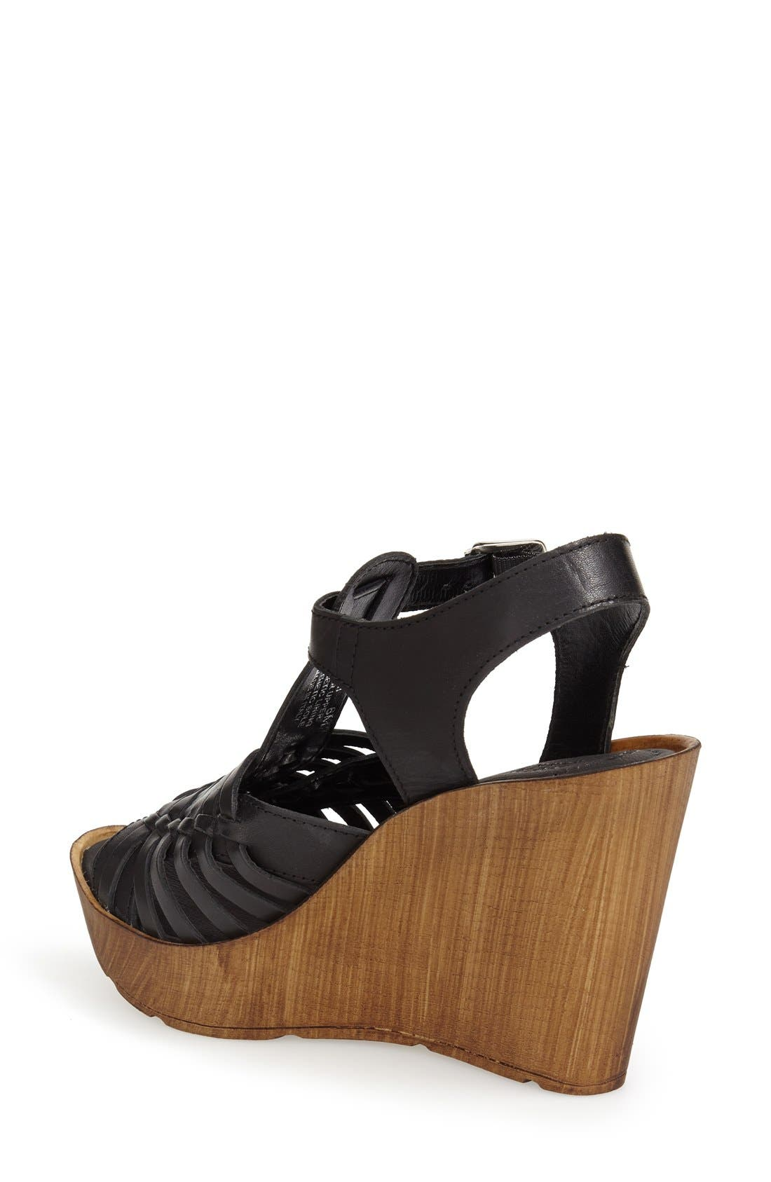 Alternate Image 2  - Reaction Kenneth Cole 'Capellini' Wedge Sandal (Women)