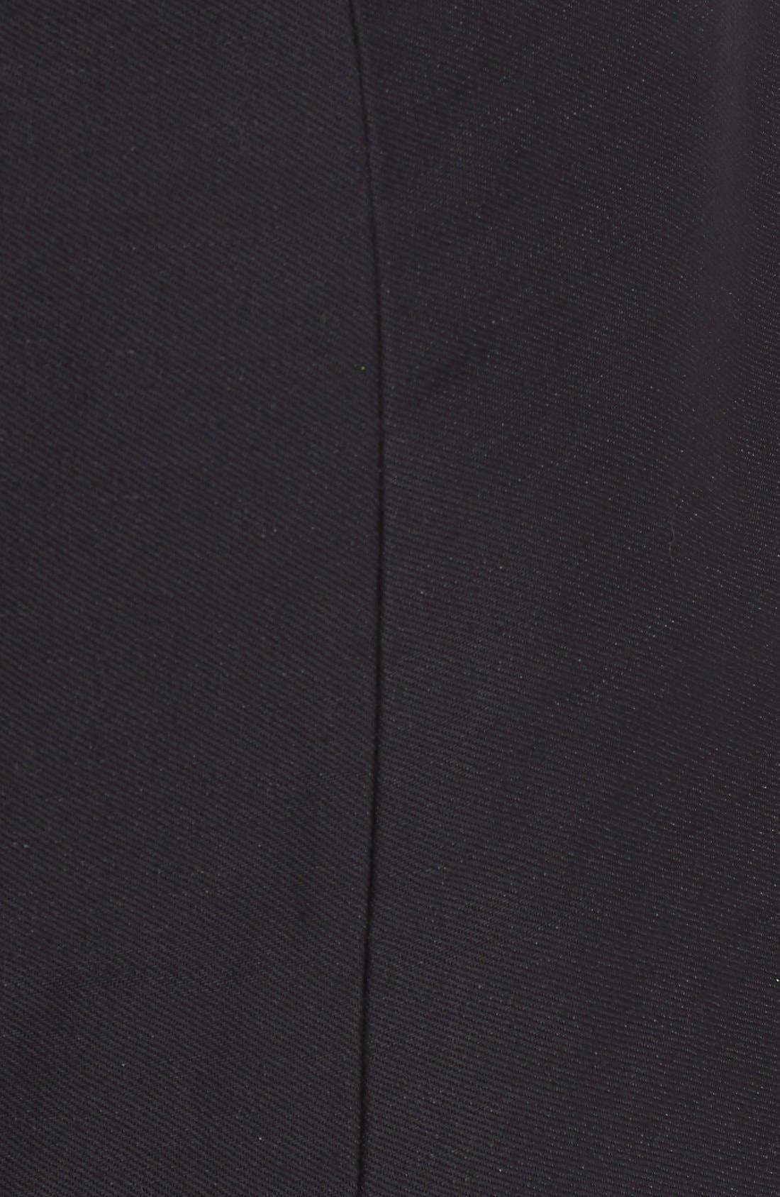 Alternate Image 3  - ELLERY 'Helena' Eyelet Detail Miniskirt