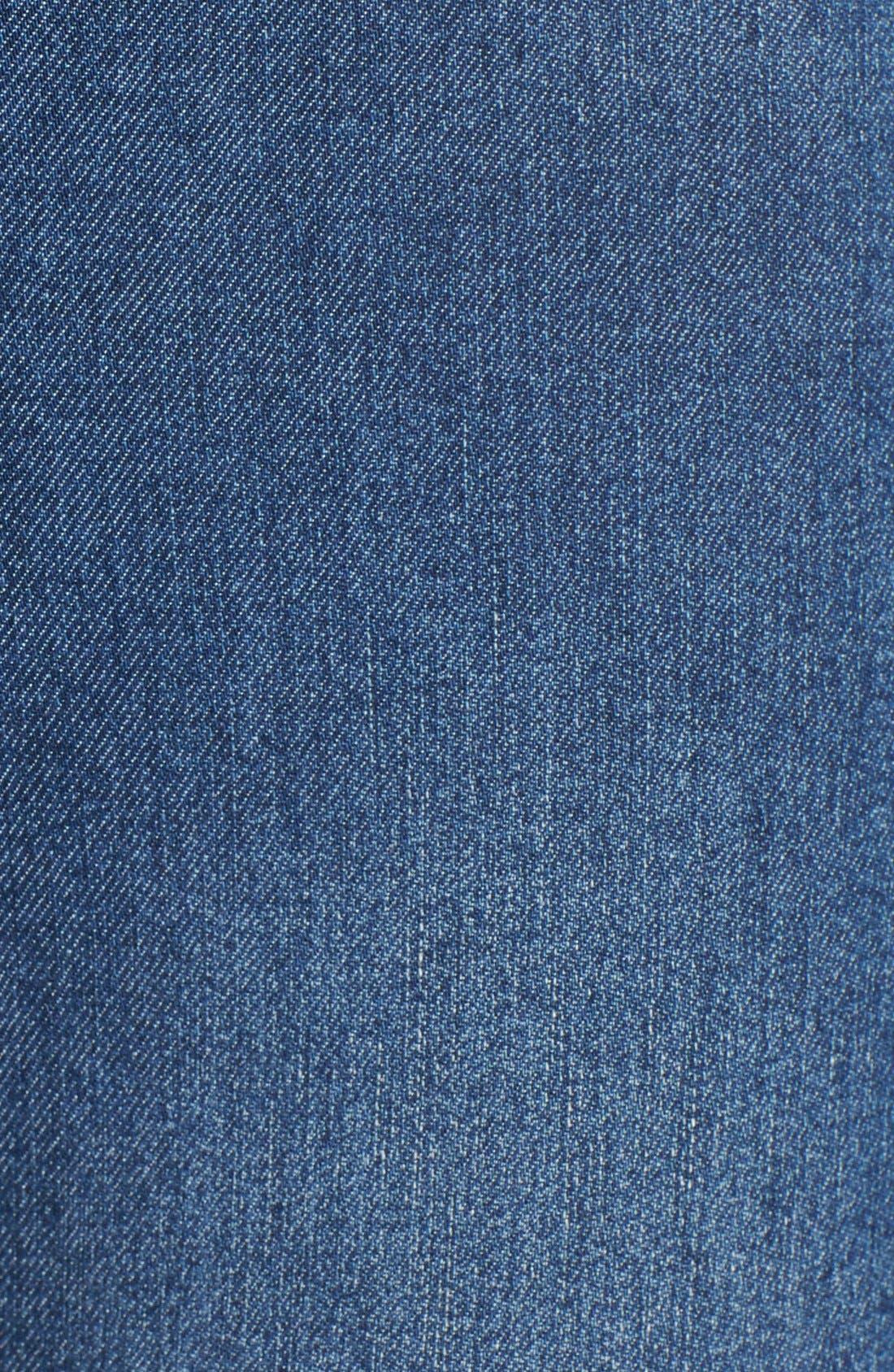 Alternate Image 5  - Cheap Monday 'High Spray' High Rise Skinny Jeans