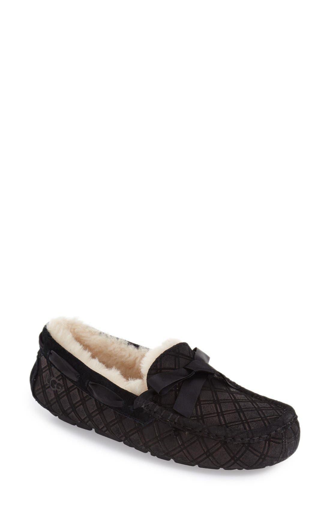 Alternate Image 1 Selected - UGG® Dakota Slipper (Women)