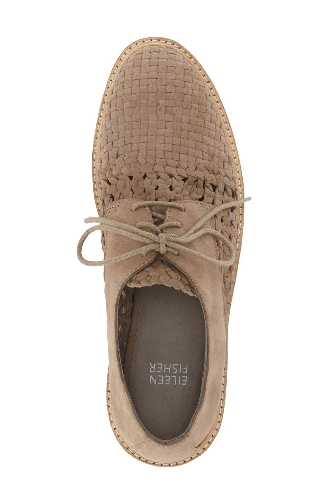 Alternate Image 3  - Eileen Fisher 'Oath' Platform Oxford (Women)
