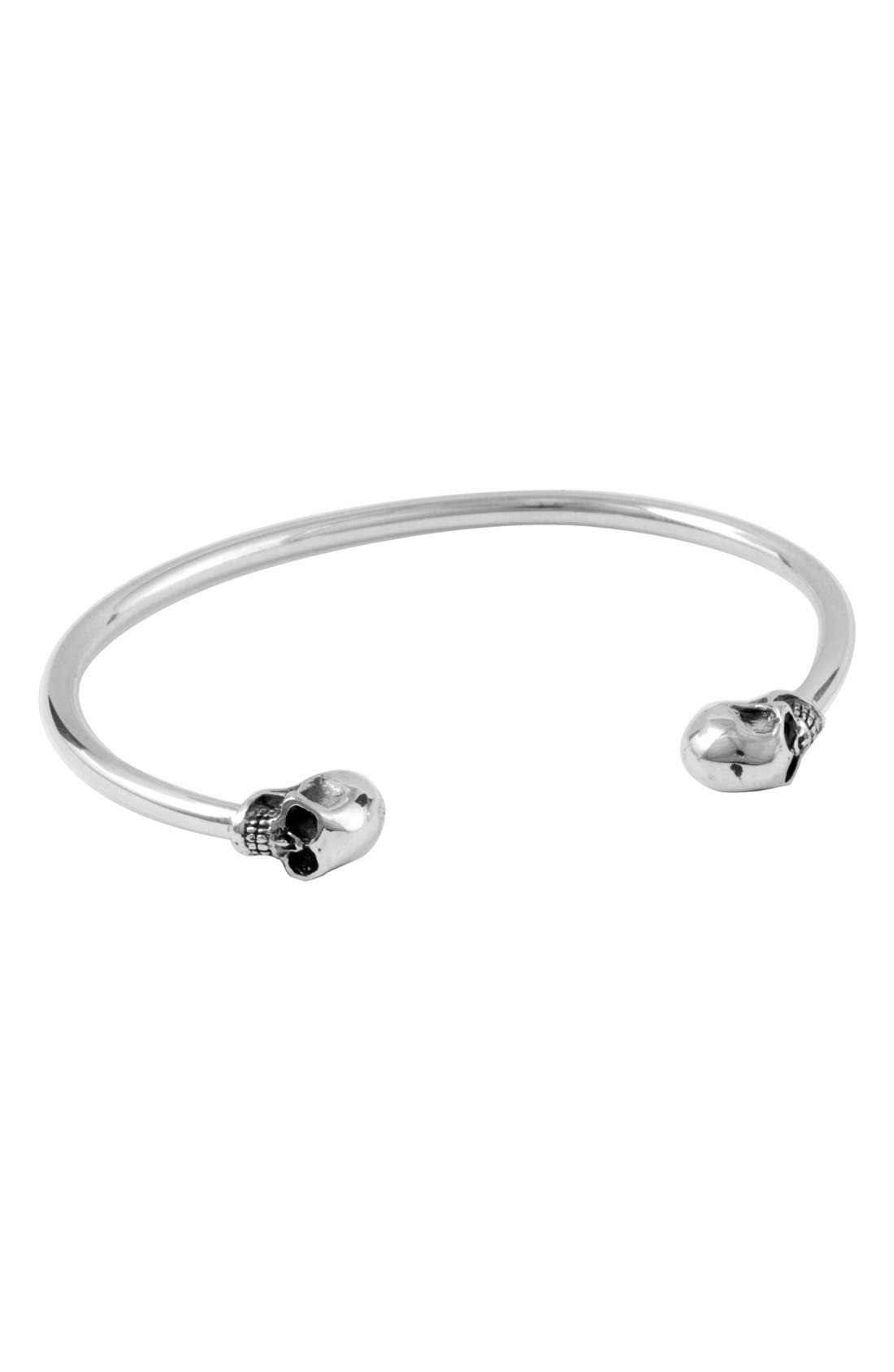 King Baby Sterling Silver Cuff Bracelet
