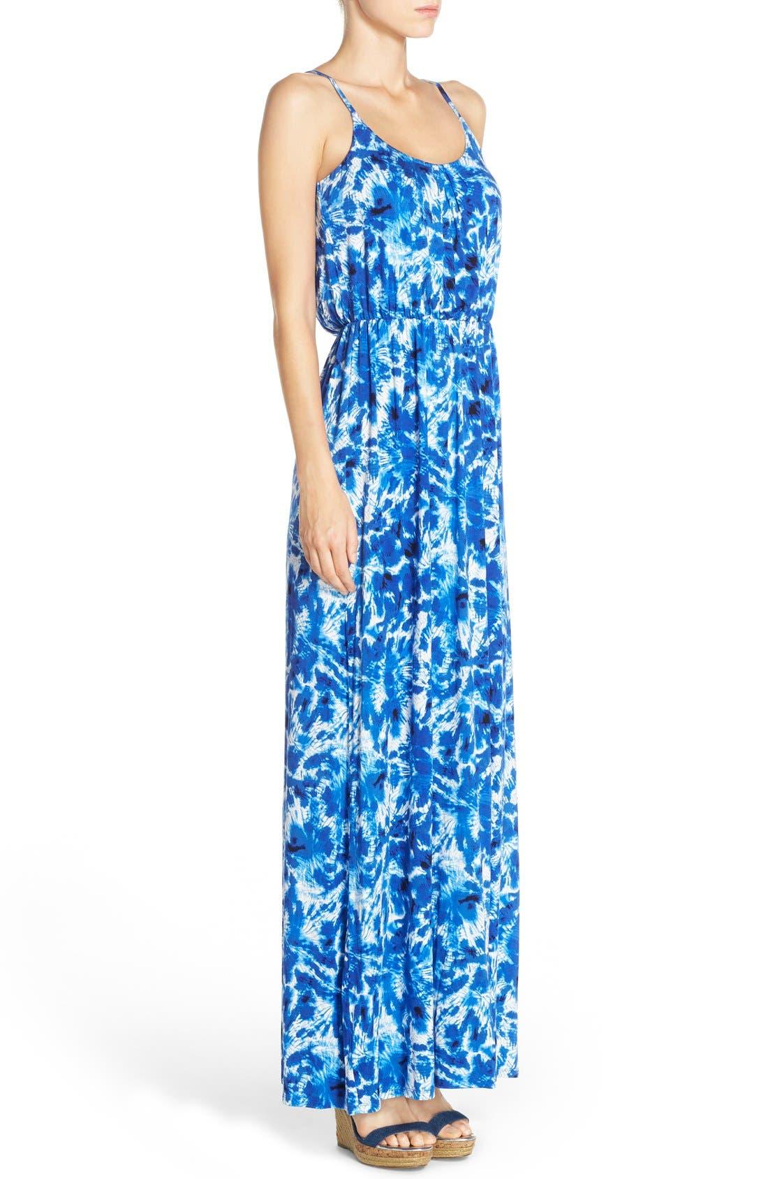 Alternate Image 3  - Felicity & Coco 'Ezri' Print Maxi Dress (Regular & Petite) (Nordstrom Exclusive)