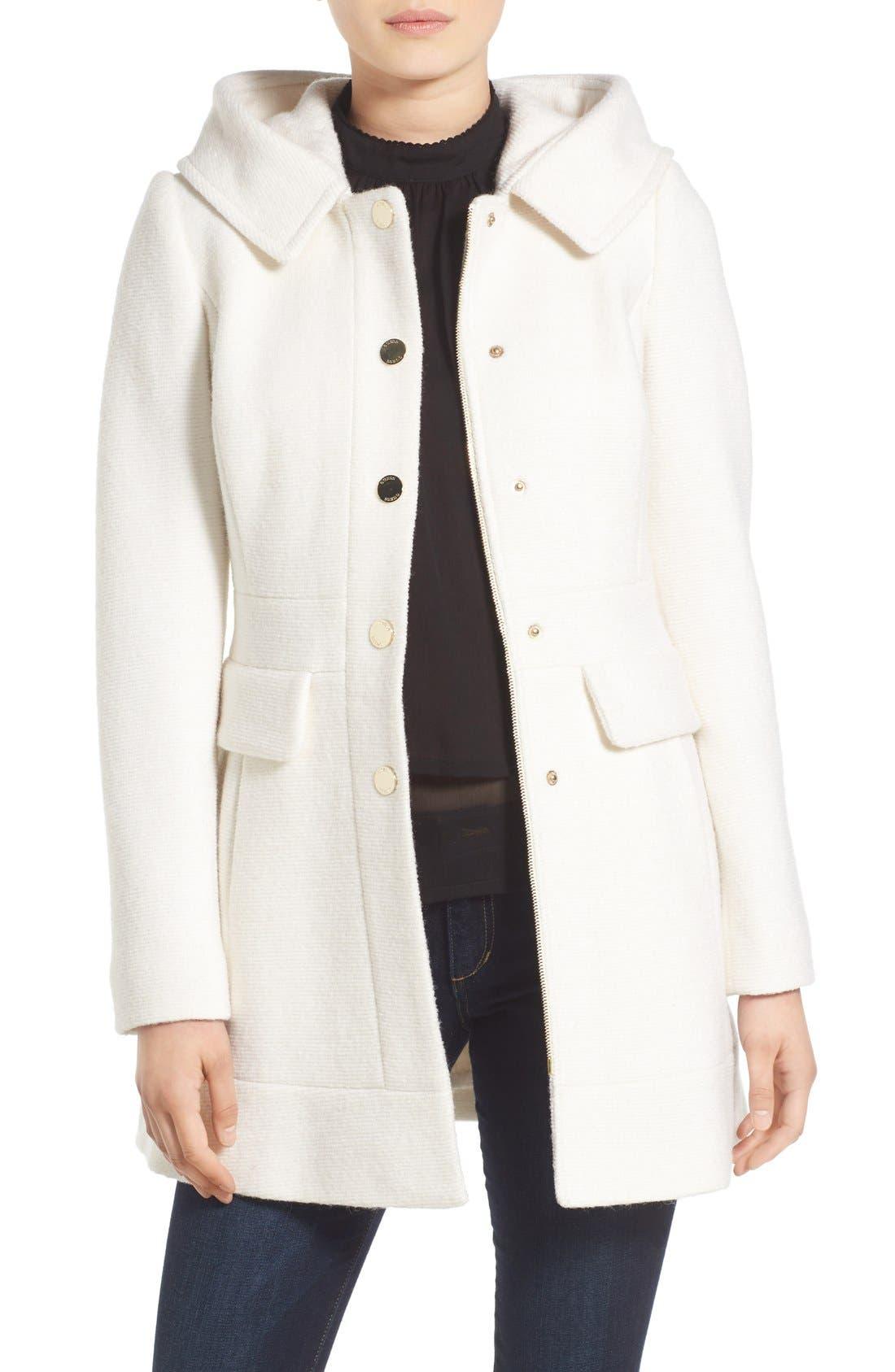 GUESS 'Mod' Hooded Jacket (Regular & Petite)