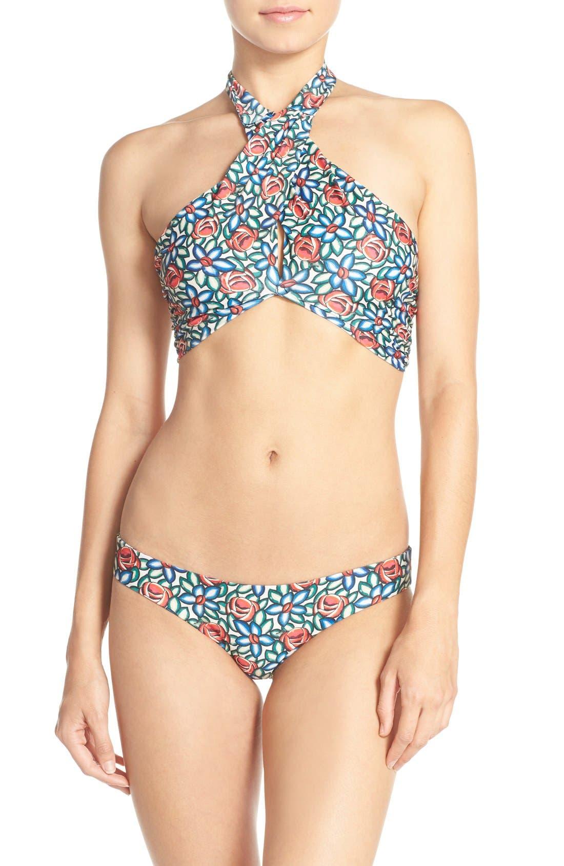 Alternate Image 6  - Beach Riot 'Paradise' Bikini Top