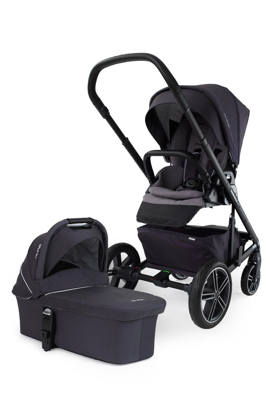 Alternate Image 1 Selected - nuna 'MIXX™' Stroller System (Stroller & Bassinet)