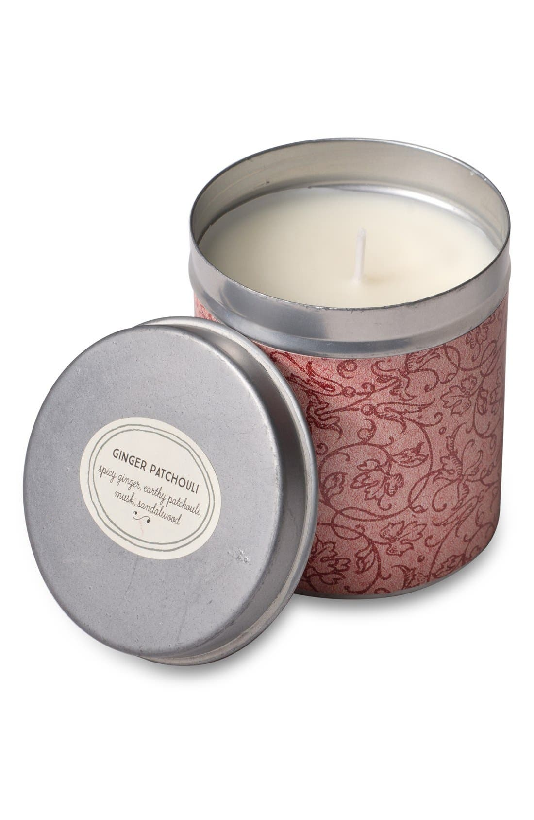 Alternate Image 1 Selected - Himalayan Trading Post 'Tea Time' Scented Tin Candle