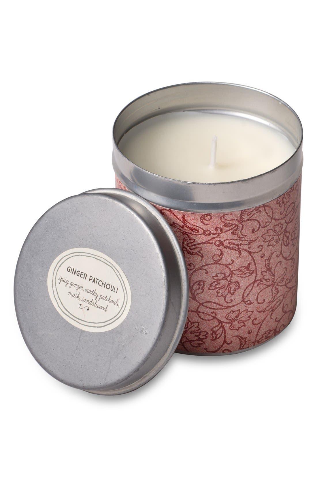 Main Image - Himalayan Trading Post 'Tea Time' Scented Tin Candle