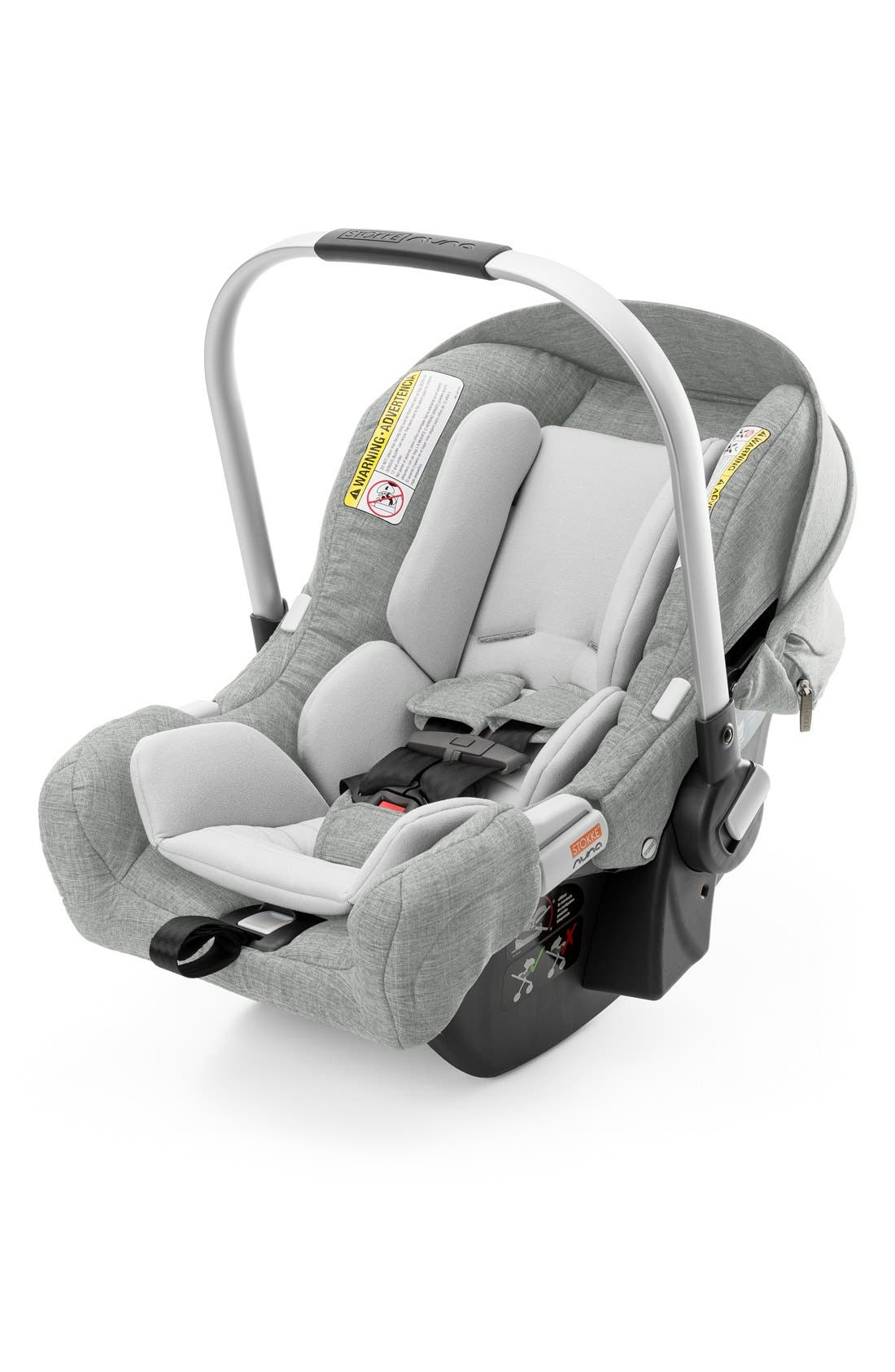 Alternate Image 1 Selected - Stokke PIPA™ by Nuna® Car Seat & Base
