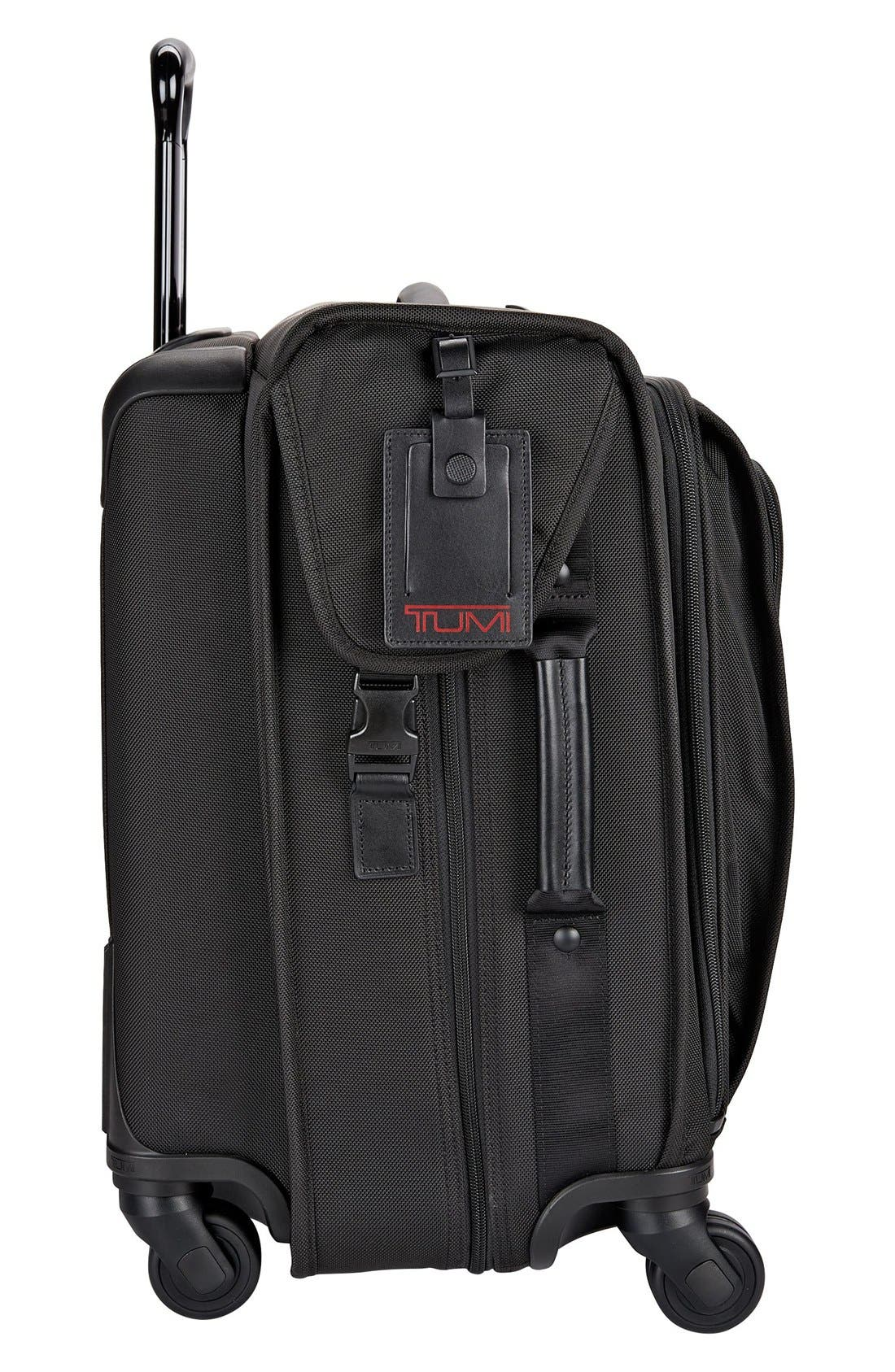 Alternate Image 5  - Tumi 'Alpha 2' Medium Trip Wheeled Garment Bag
