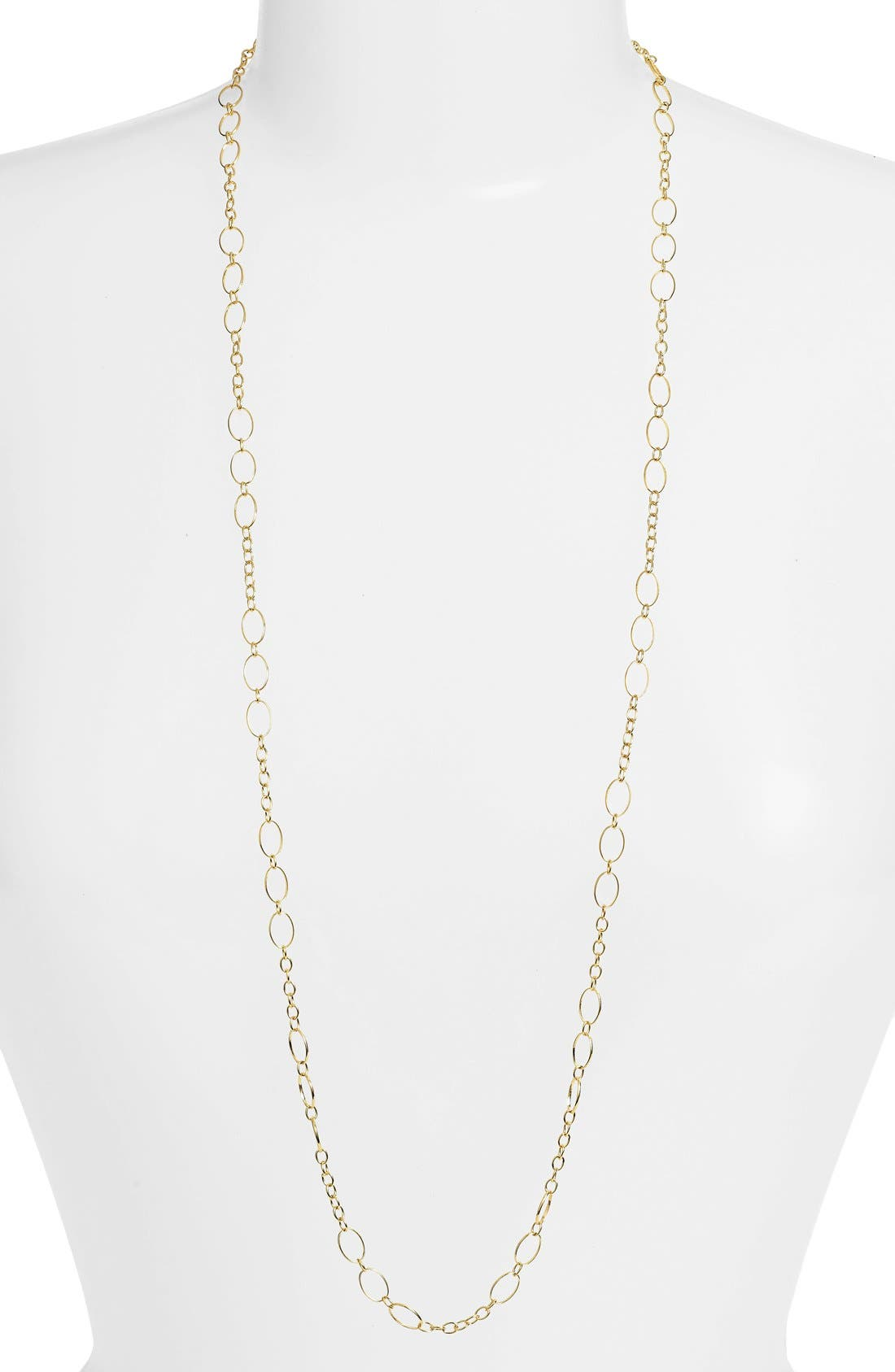 36-Inch Layering Chain,                         Main,                         color, Gold