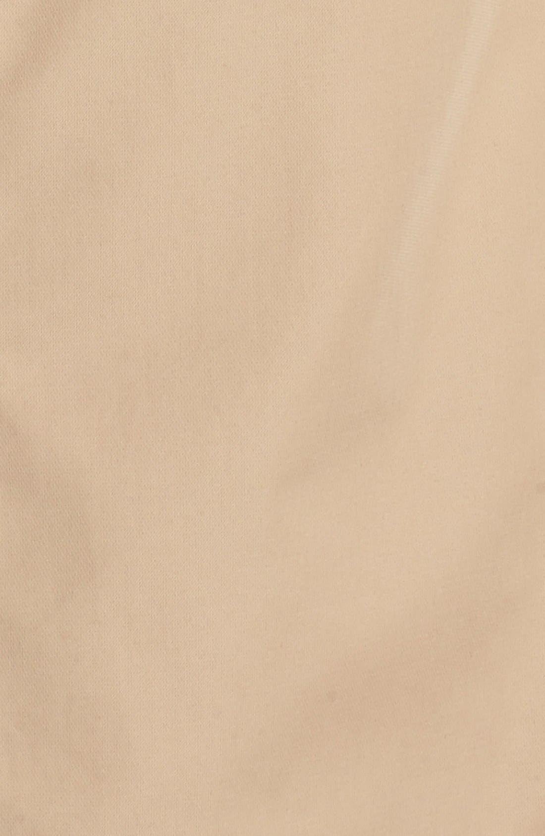 Alternate Image 5  - London Fog Single Breasted Trench Coat (Plus Size)