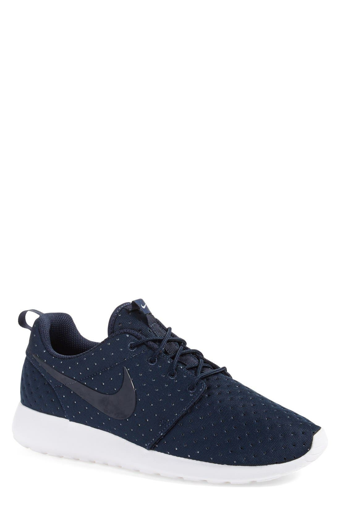'Roshe One SE' Sneaker,                             Main thumbnail 1, color,                             Obsidian/ Obsidian/ Grey