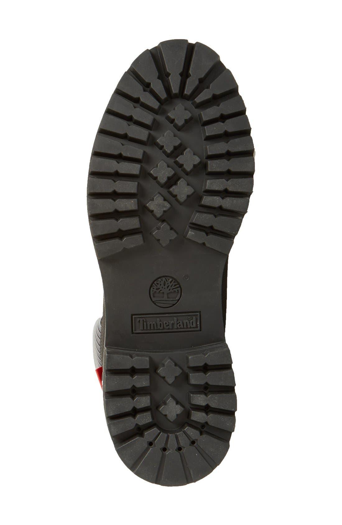 Alternate Image 4  - Timberland 'Premium' Waterproof Plain Toe Boot (Men)