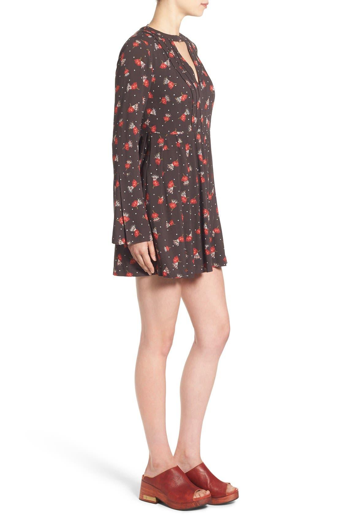 Alternate Image 3  - Free People 'Tegan' Minidress