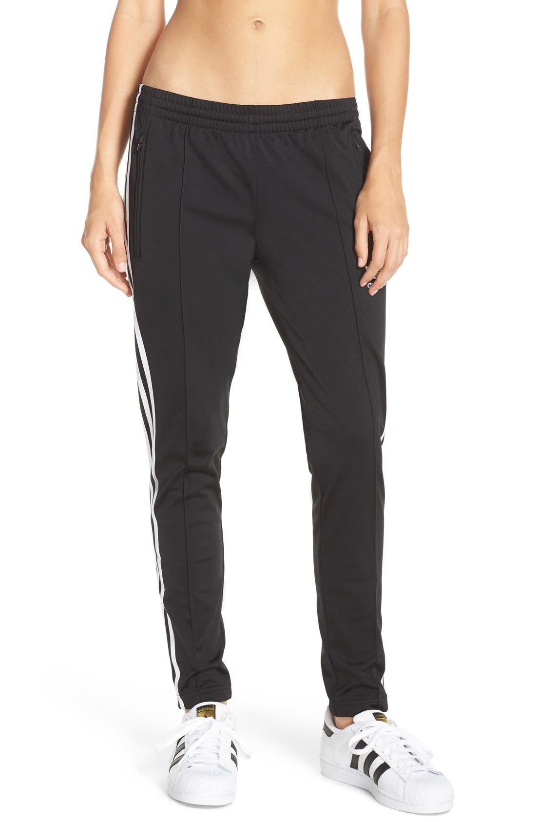 Alternate Image 1 Selected - adidas Originals 'Supergirl' Track Pants