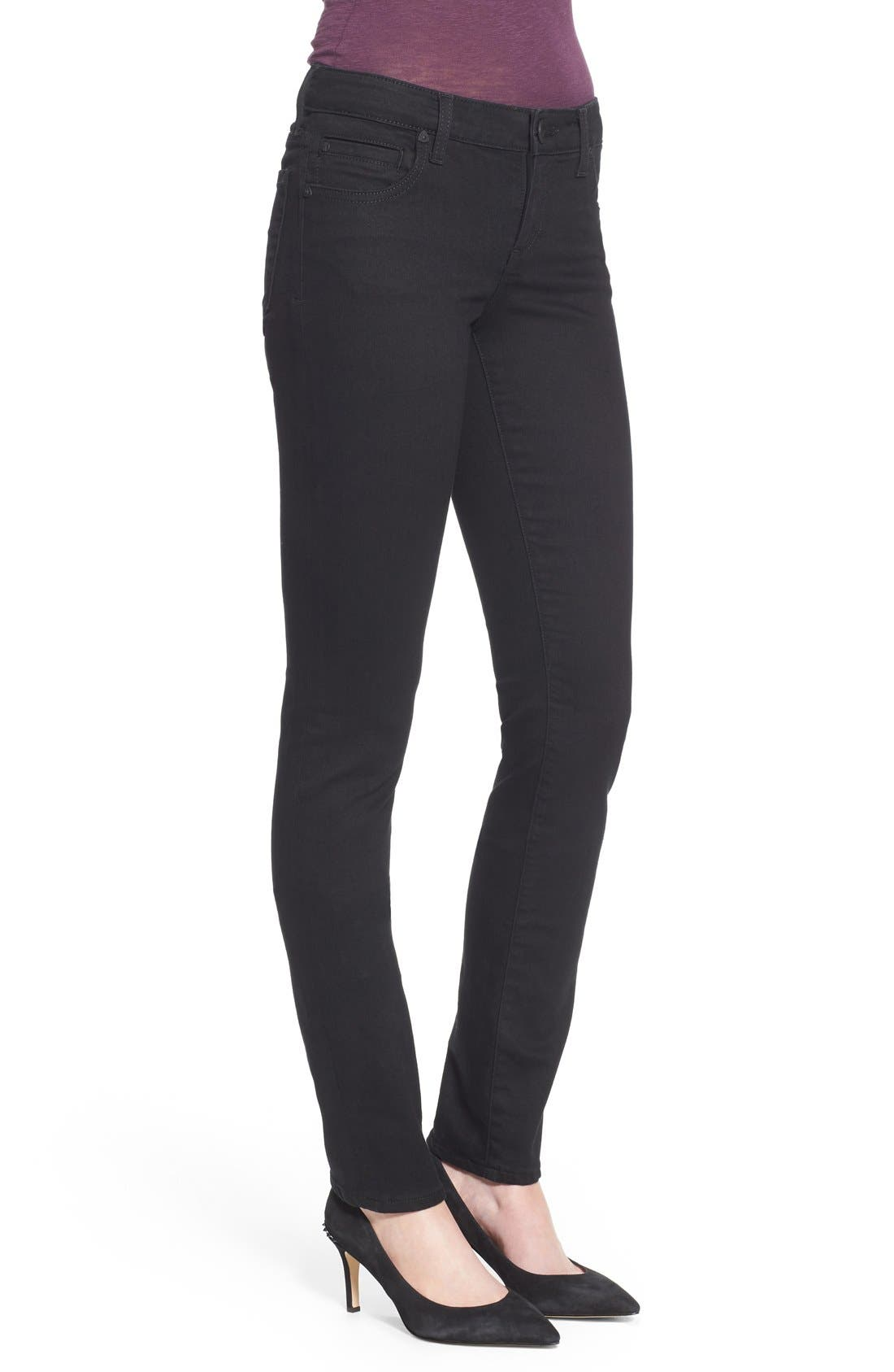 Alternate Image 4  - KUT from the Kloth 'Diana' Stretch Skinny Jeans (Regular & Petite)