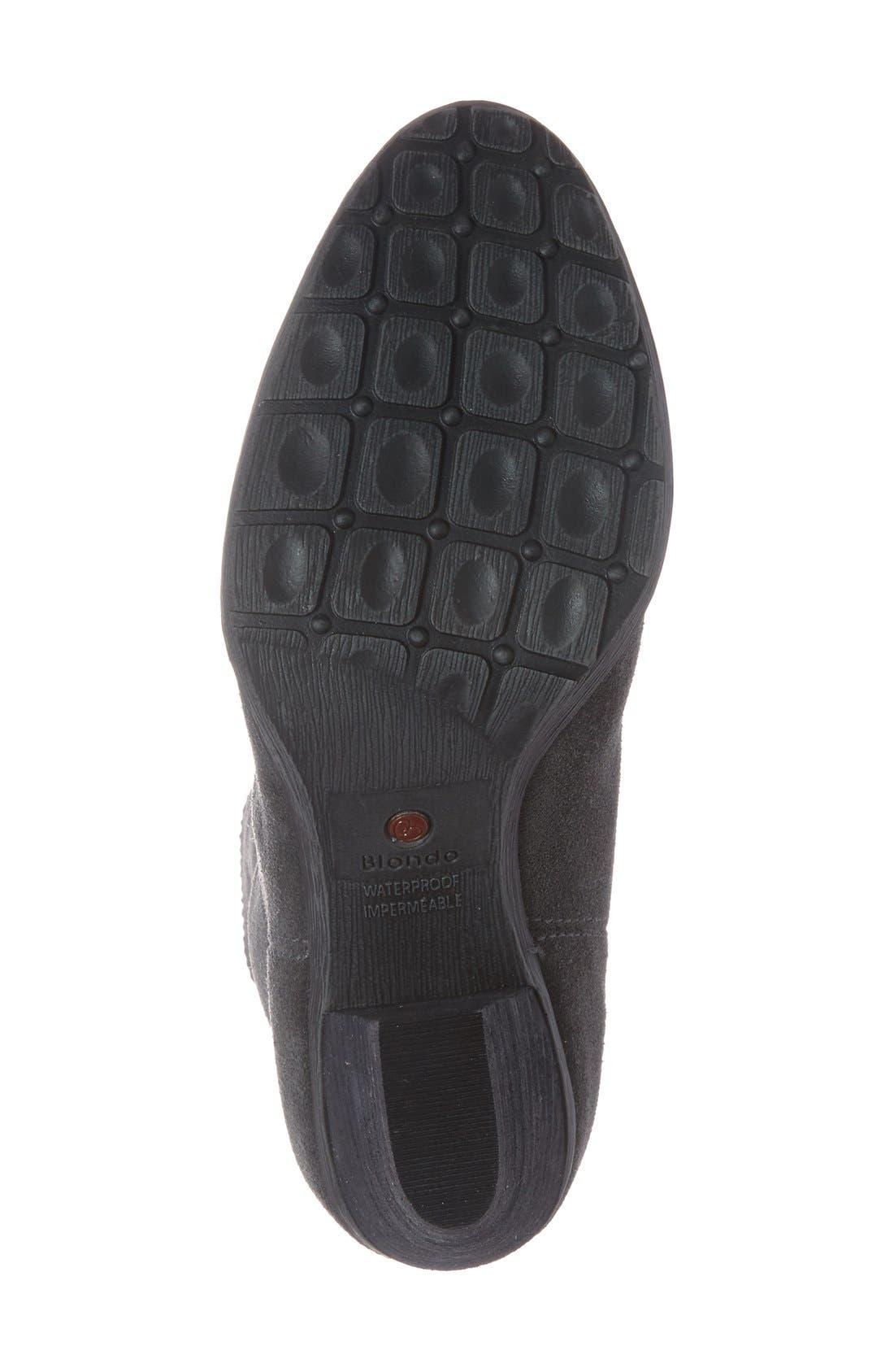 Alternate Image 4  - Blondo Fay Waterproof Ankle Boot (Women)