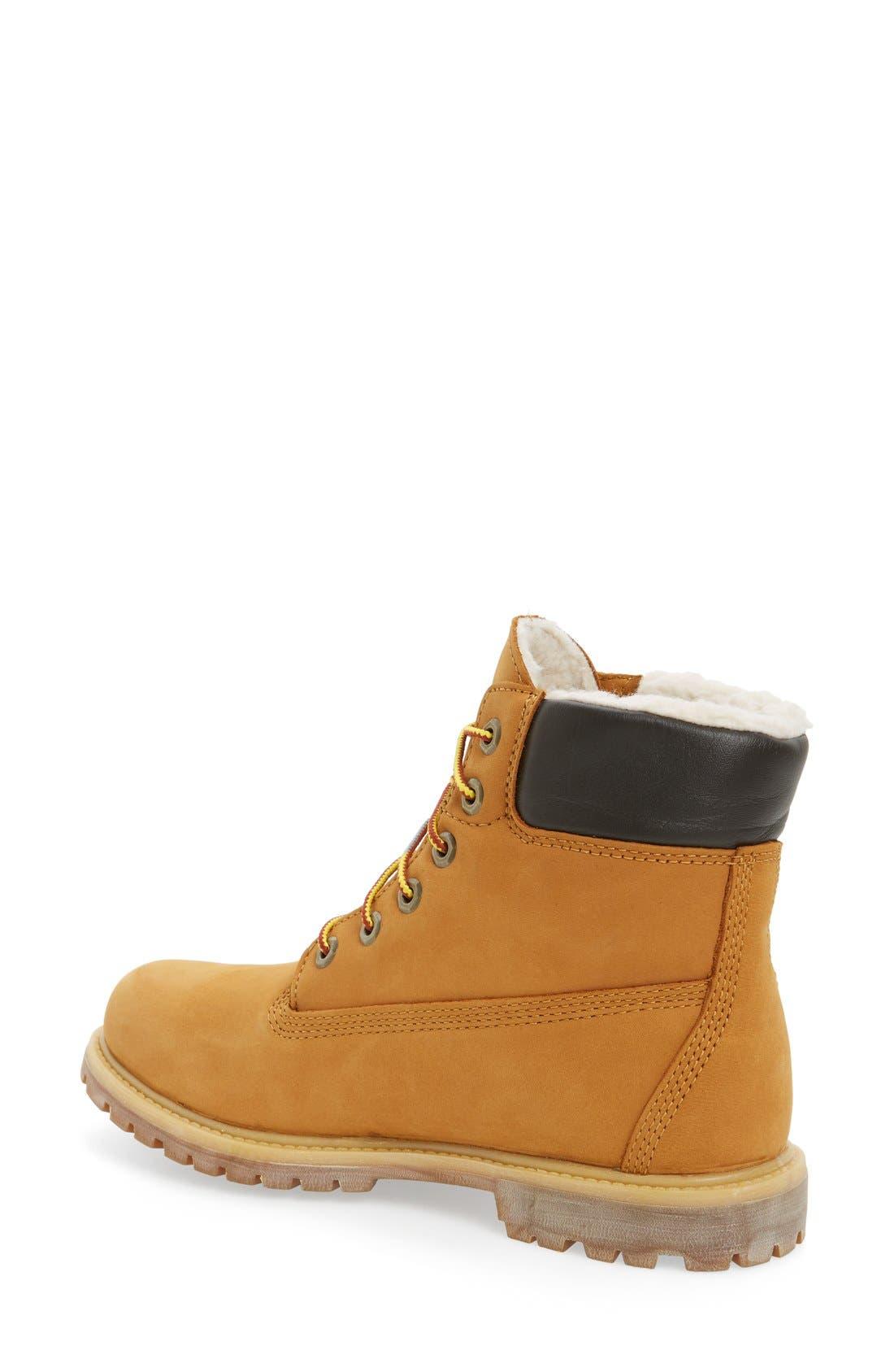 Alternate Image 2  - Timberland 6 Inch Waterproof Boot (Women)