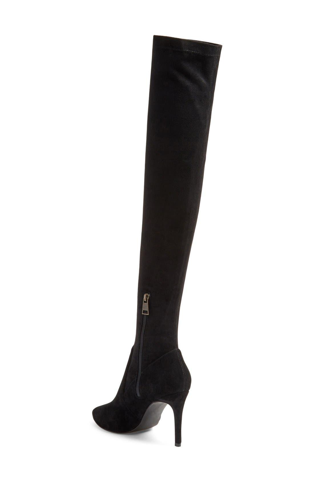 Alternate Image 2  - Joie 'Jemina' Over the Knee Boot (Women) (Narrow Calf)