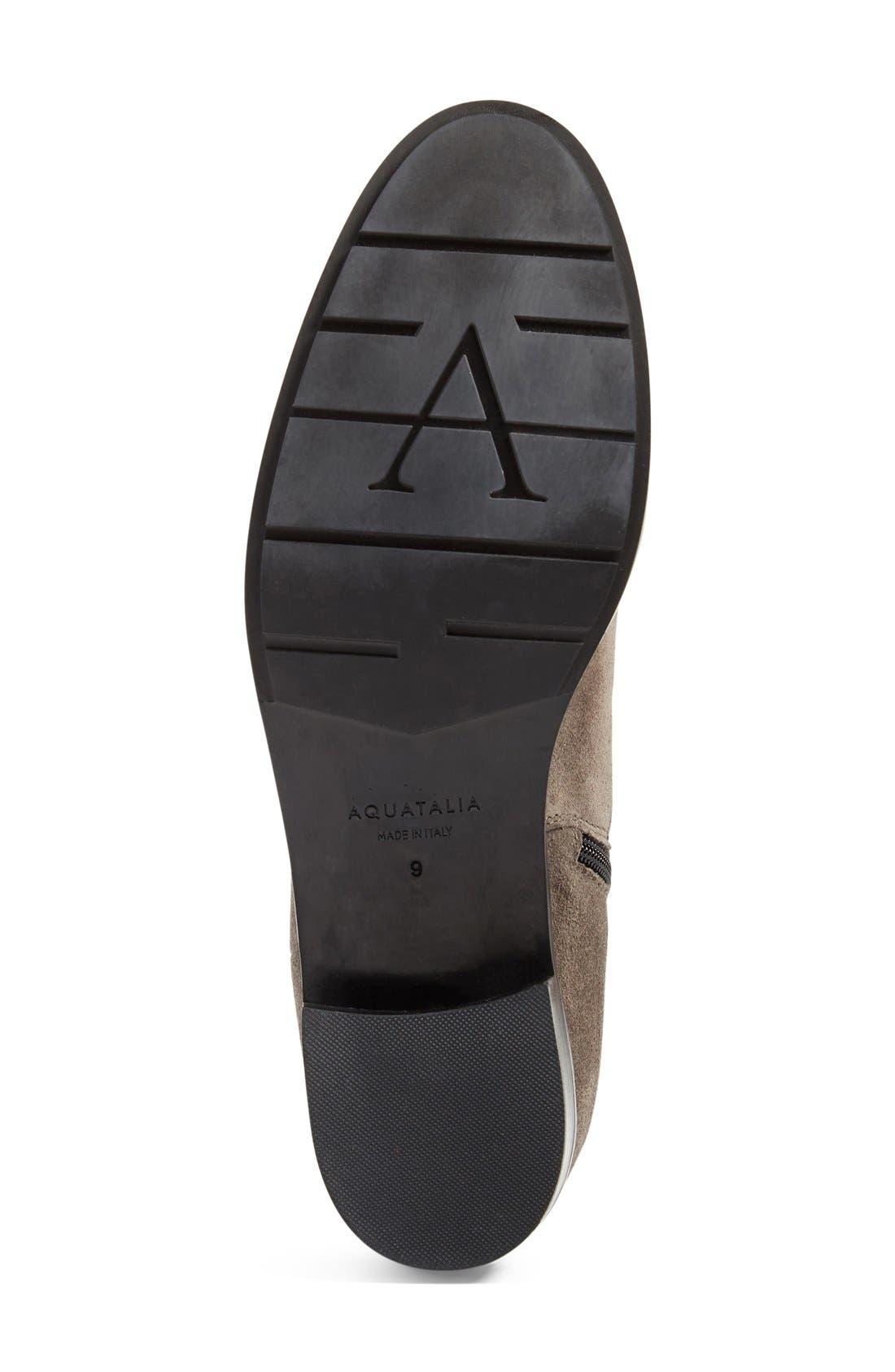 Alternate Image 4  - Aquatalia 'Oribella' Weatherproof Leather Bootie (Women)