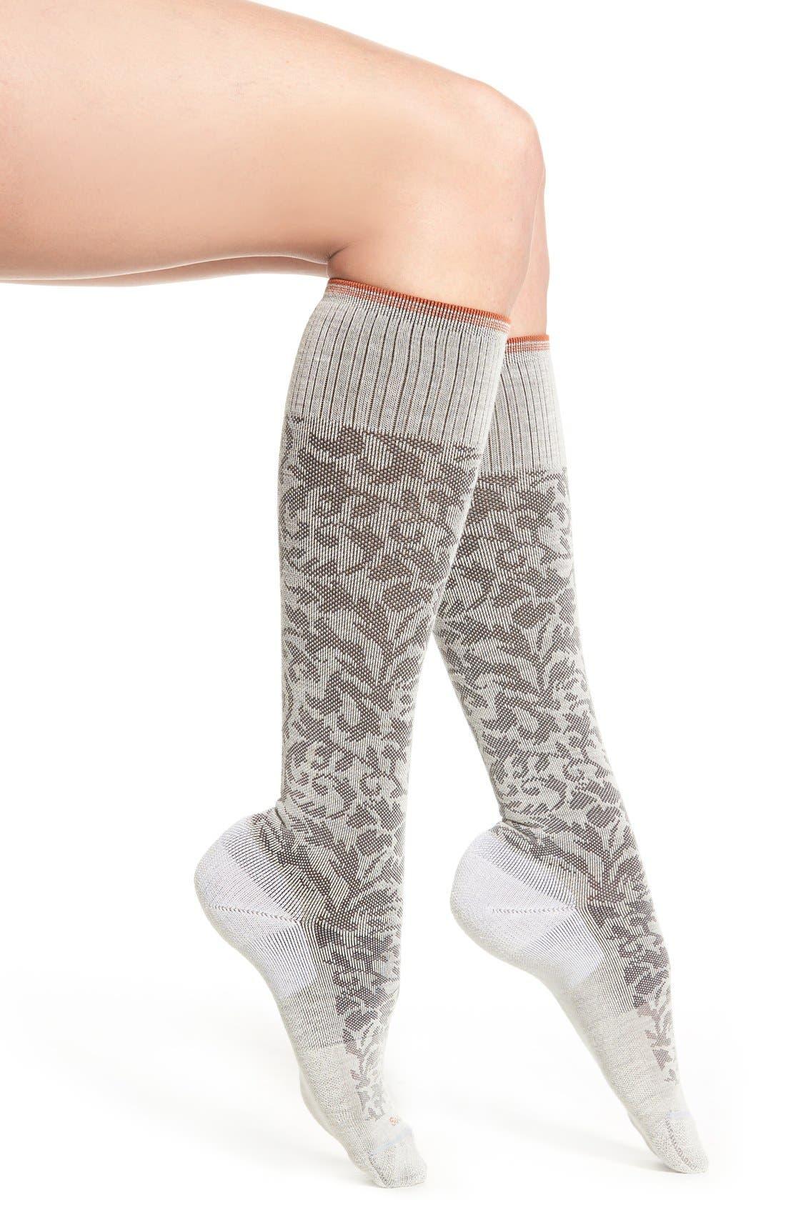 Sockwell 'Damask' Compression Socks