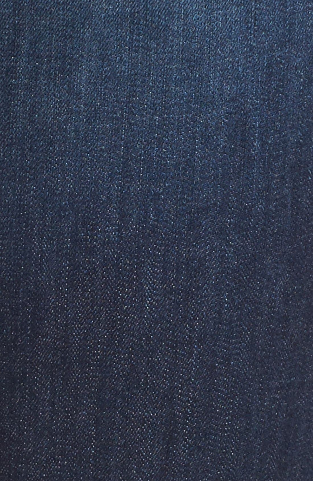 Alternate Image 5  - KUT from the Kloth 'Natalie' Stretch Bootcut Jeans (Adaptive) (Regular & Petite)