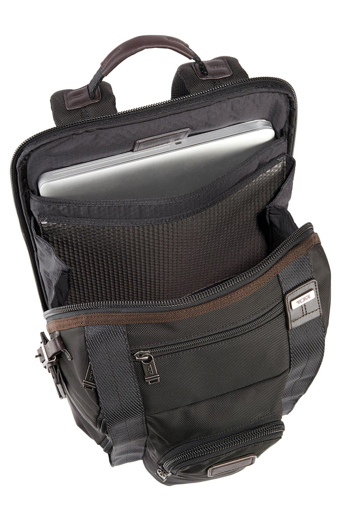 'Alpha Bravo - Edwards' Backpack,                             Alternate thumbnail 4, color,                             Hickory