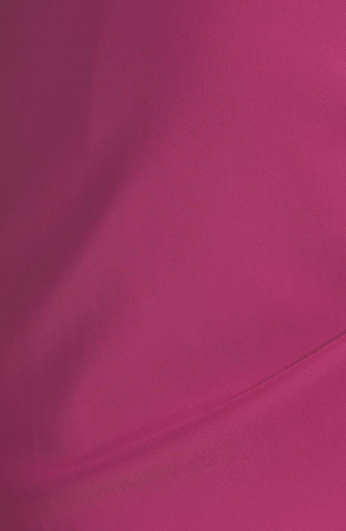 Alternate Image 6  - Alex Evenings Embellished Surplice Sheath Dress (Plus Size)