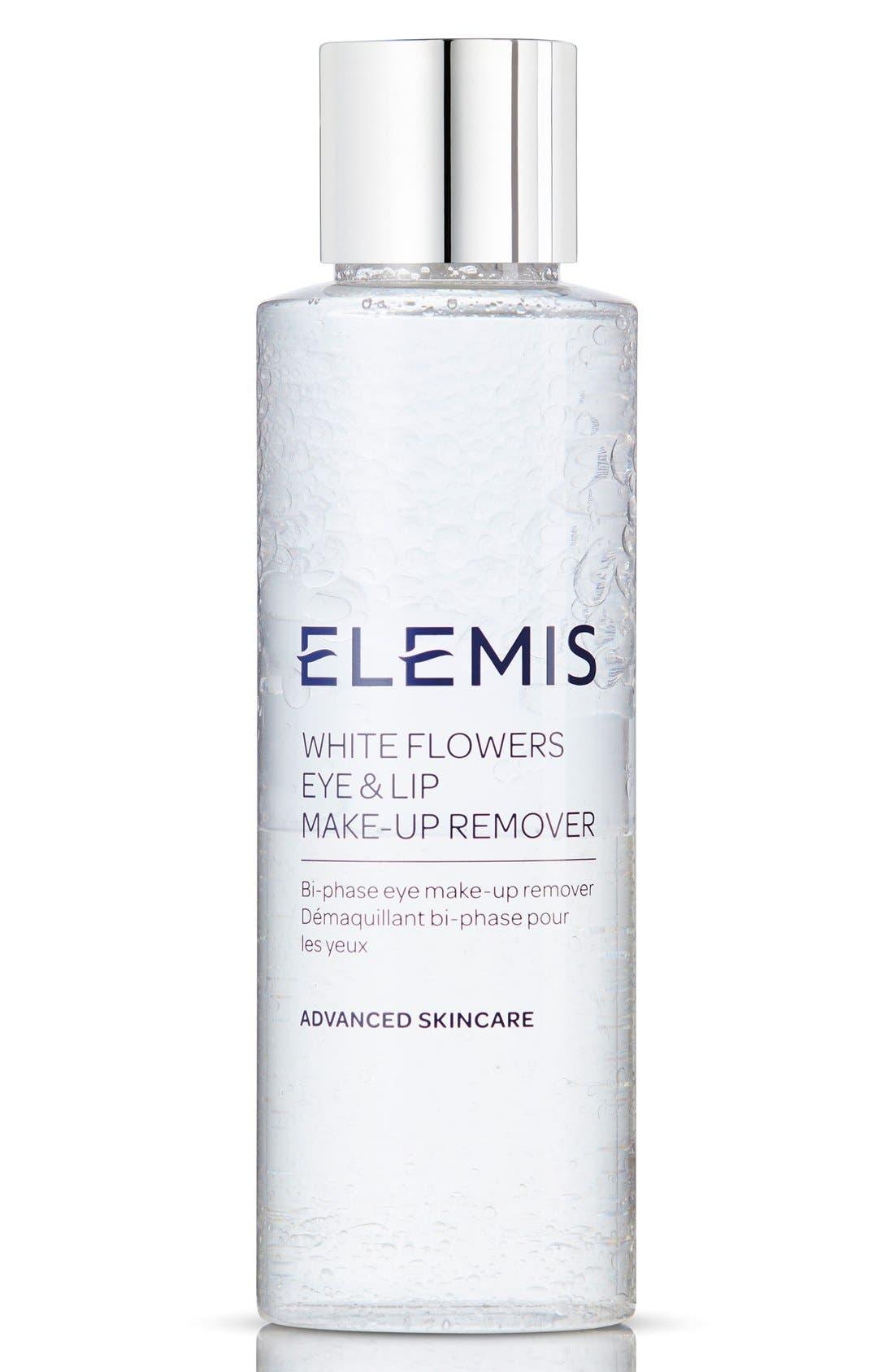 Elemis 'White Flowers' Eye & Lip Makeup Remover