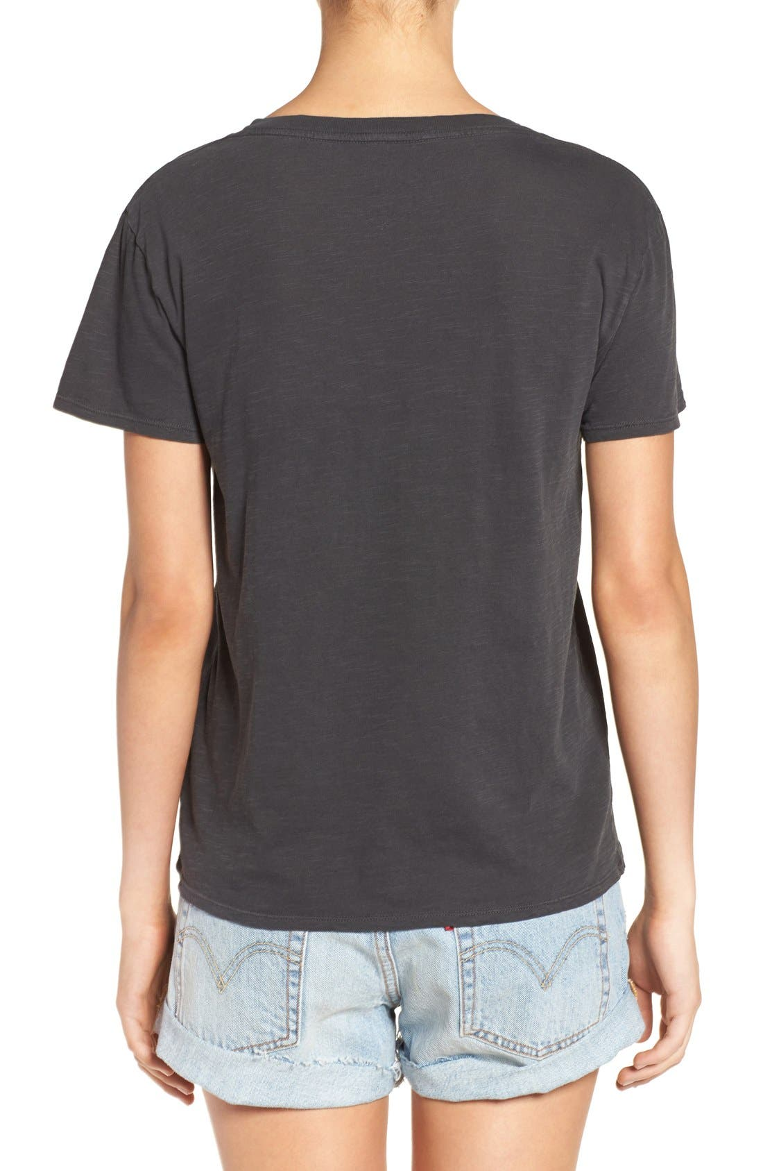 Alternate Image 2  - Billabong 'Stay Native' Graphic Tee