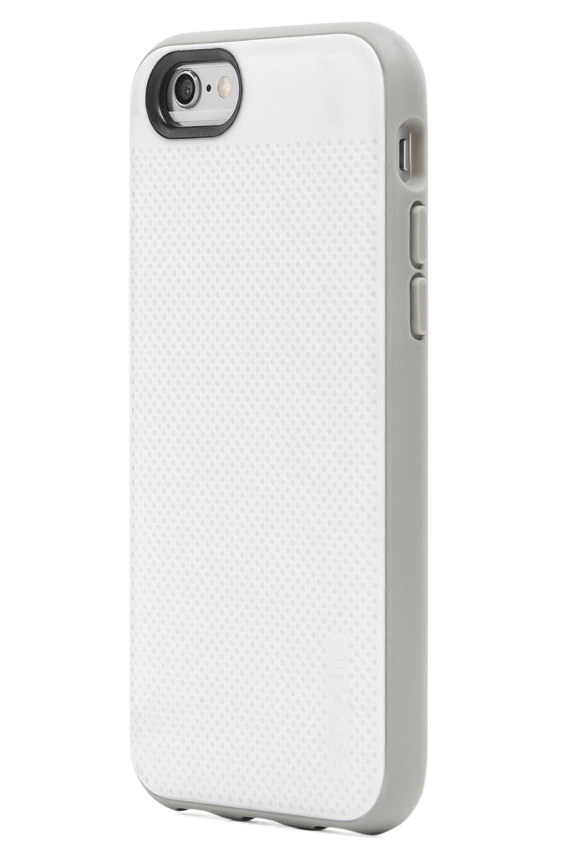 Icon iPhone 6/6s Case,                         Main,                         color, White