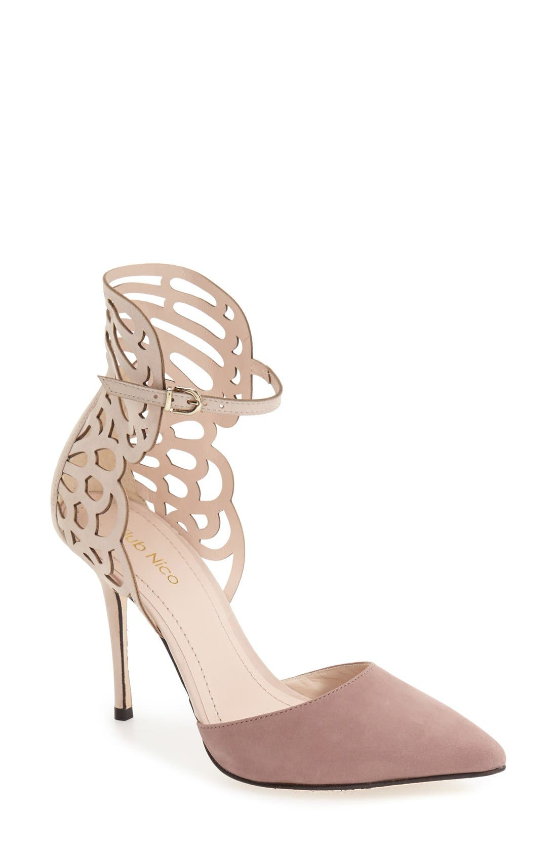 Klub Nico 'Regina' Pointy Toe Pump (Women)