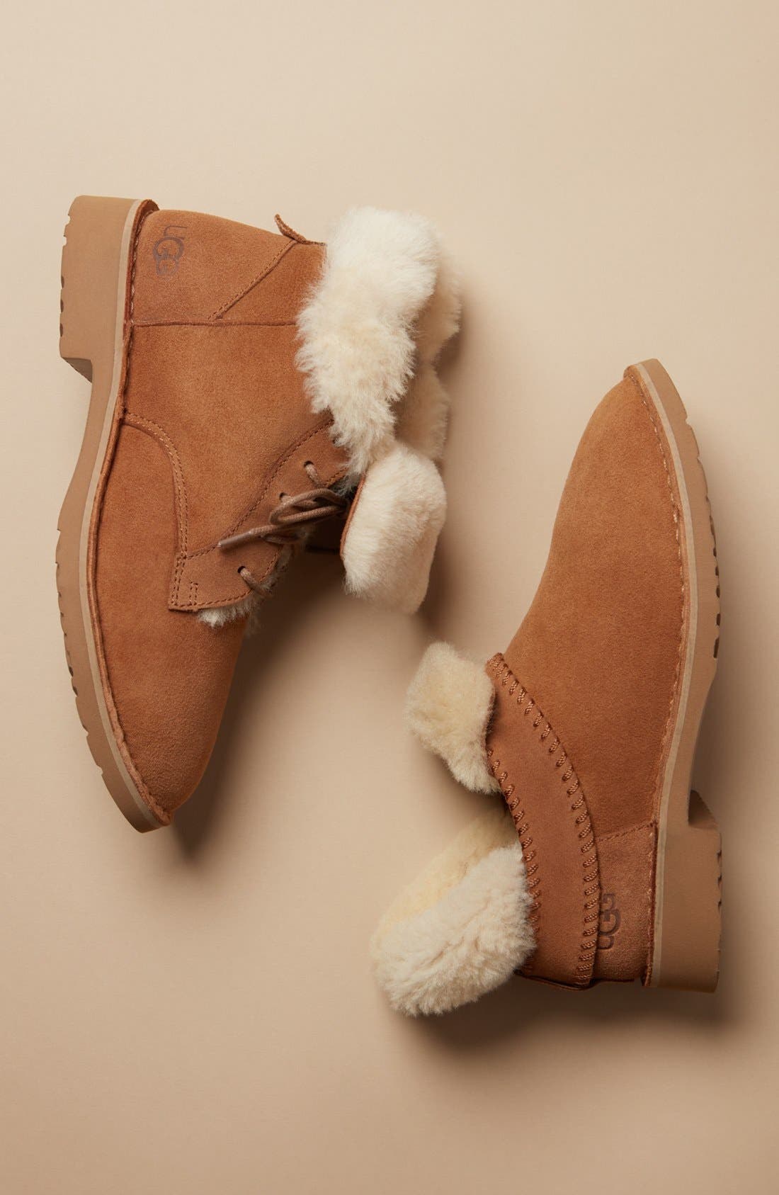 Alternate Image 6  - UGG® Quincy Boot (Women)