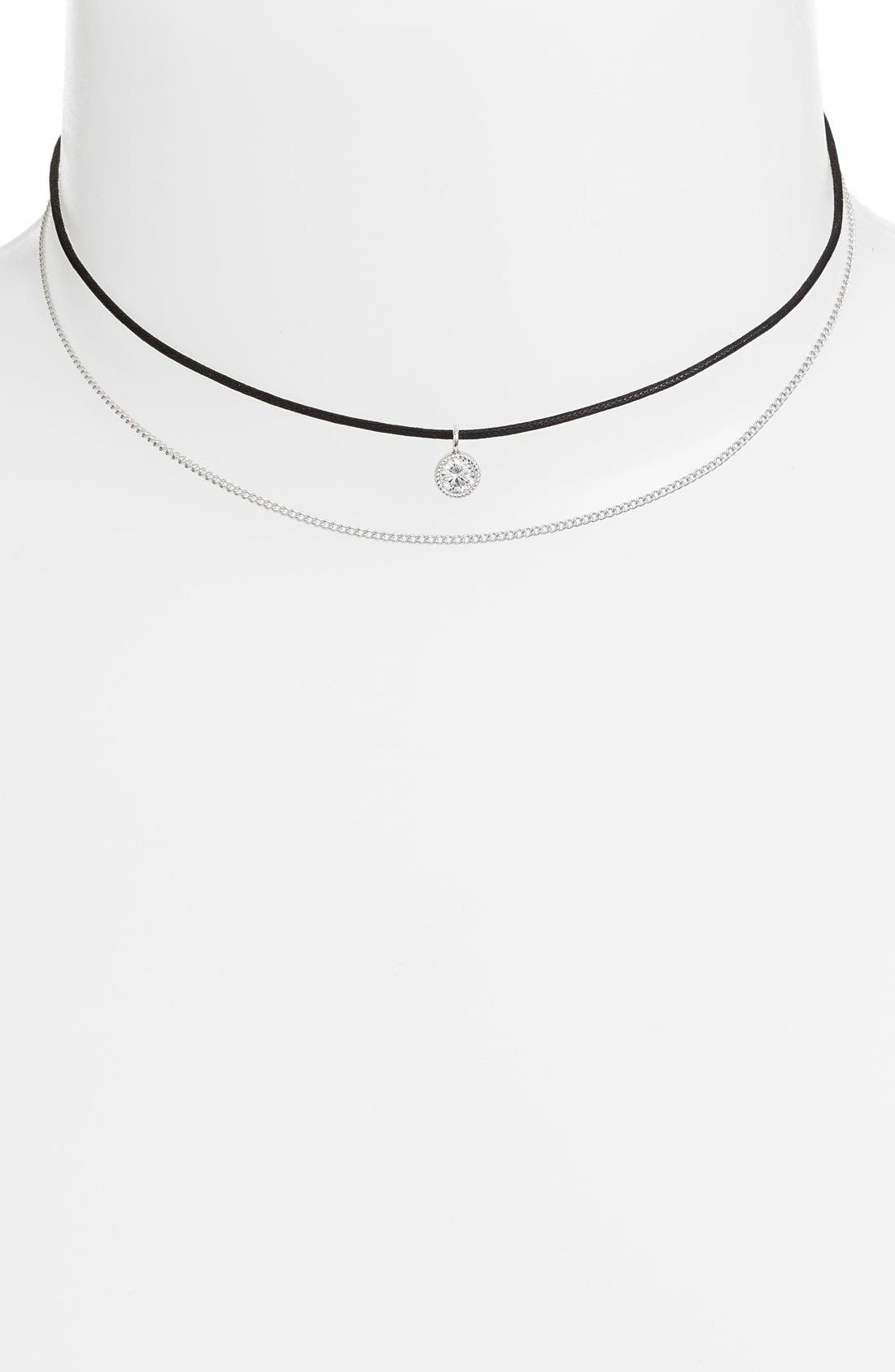Womens Merci Choker Jules Smith