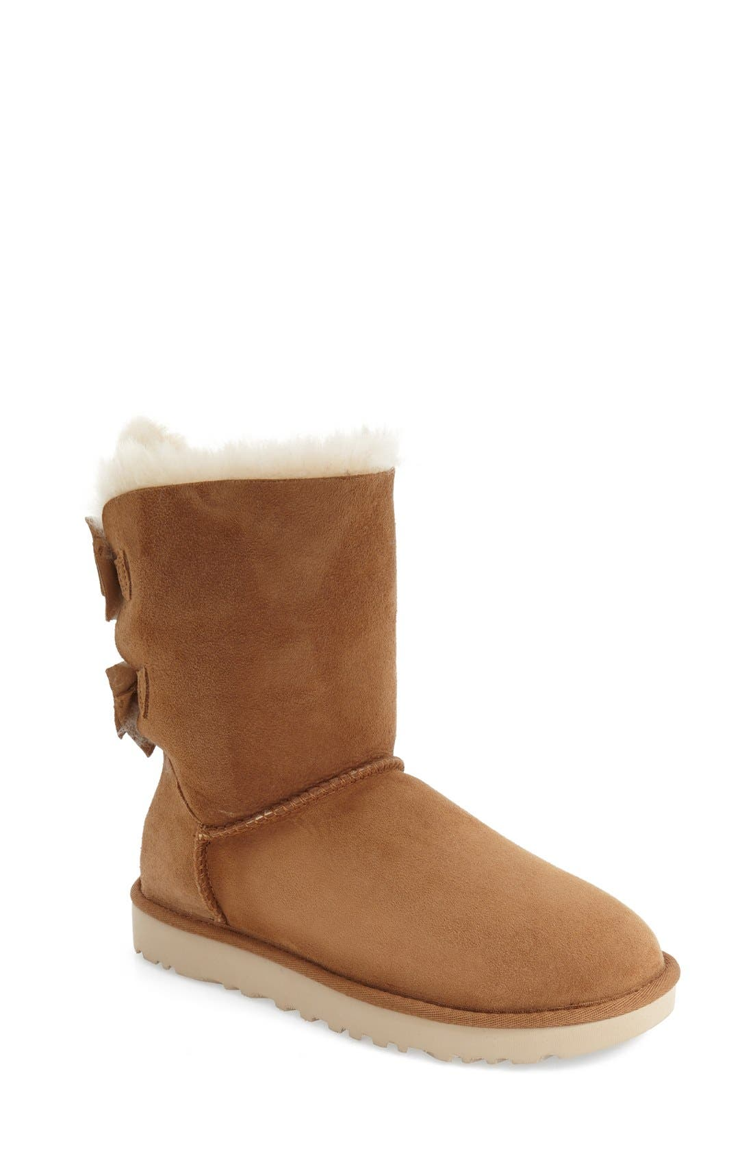 Alternate Image 1 Selected - UGG® Meilani Bow Boot (Women)
