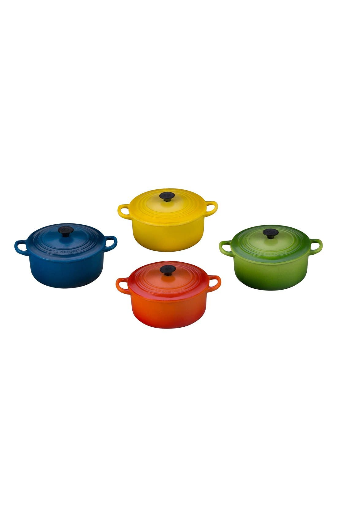 Le Creuset 'Dutch Oven' Magnets (Set of 4)