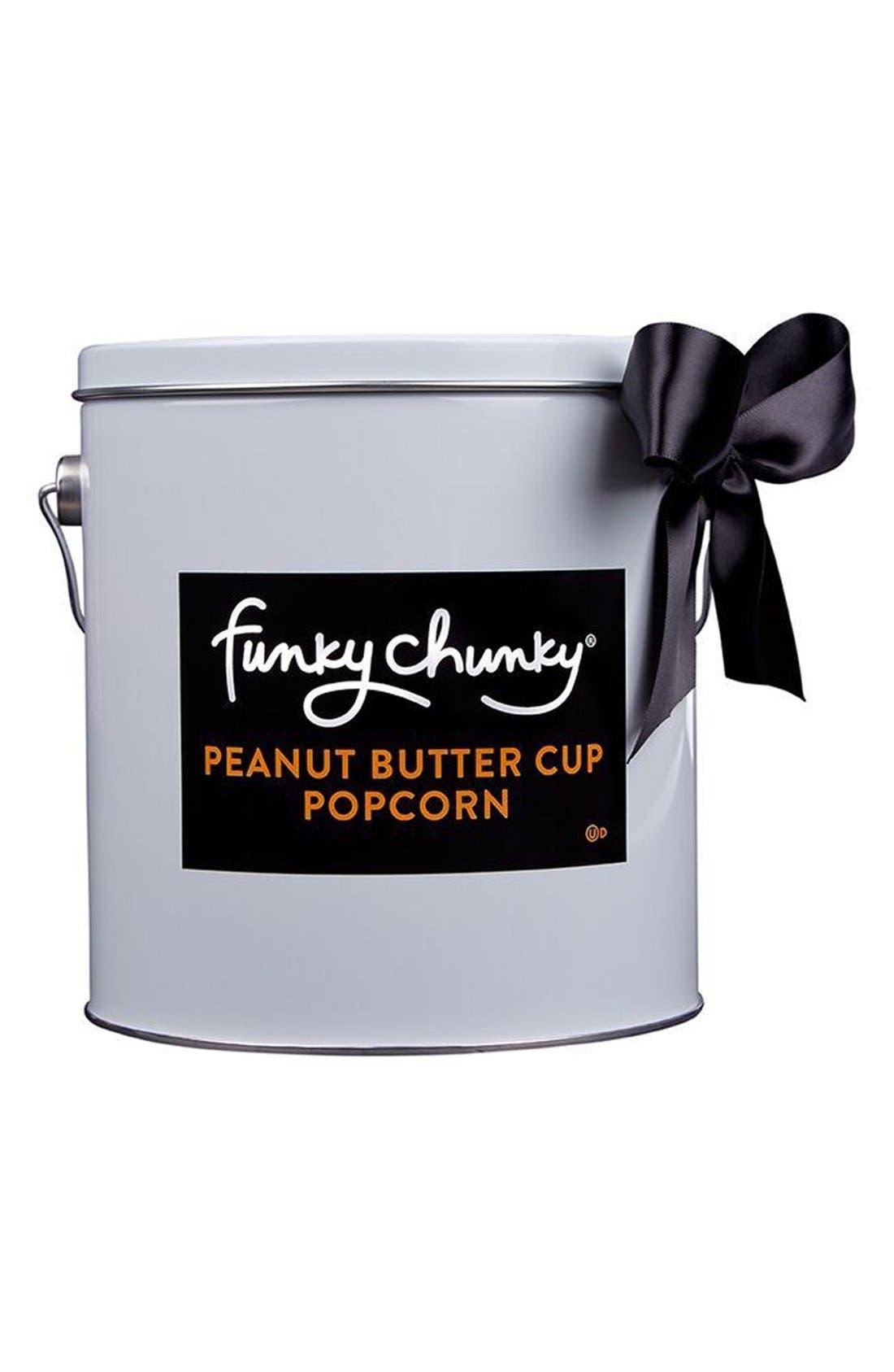 Popcorn Tin,                         Main,                         color, Peanut Butter Cup