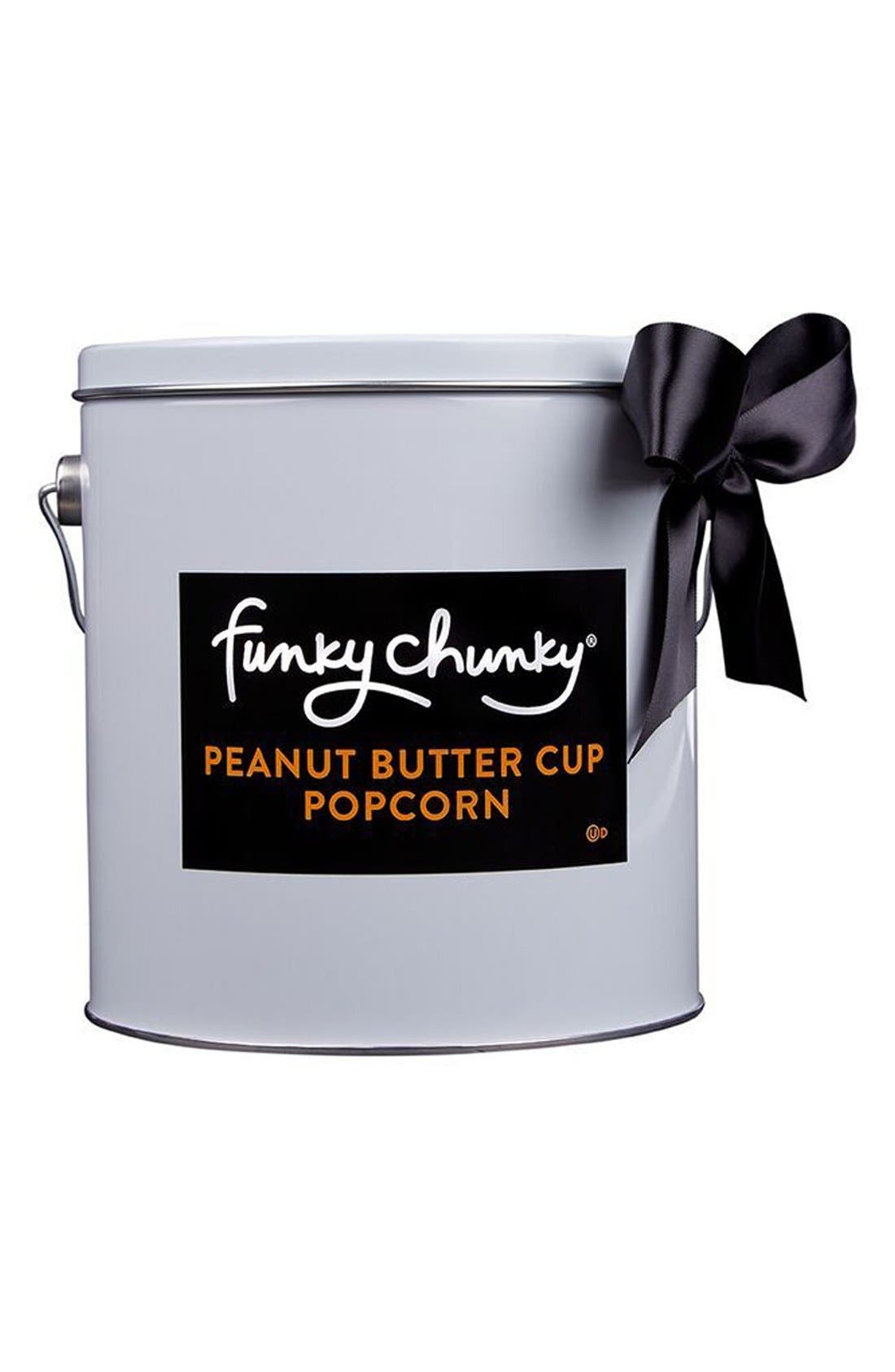 Popcorn Tin,                         Main,                         color, Peanut Butter Cup