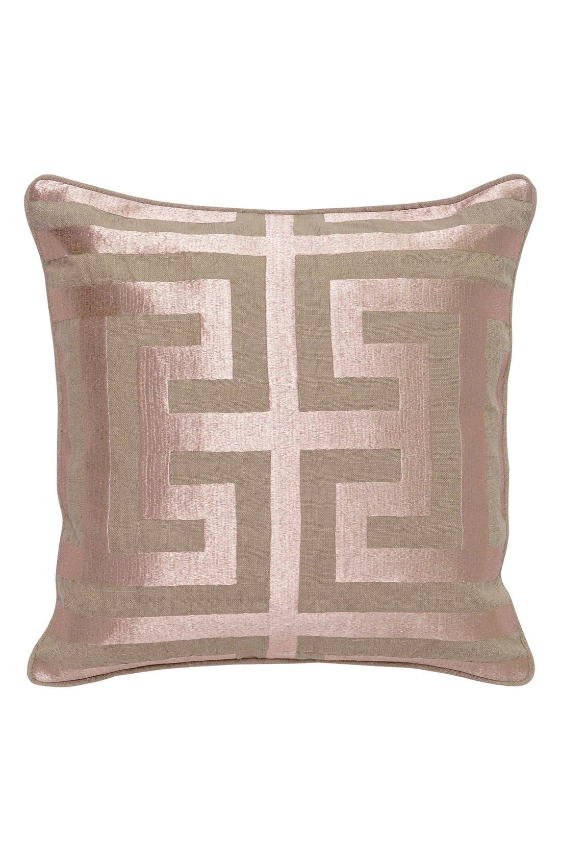 Alternate Image 1 Selected - Villa Home Collection 'Capital' Decorative Pillow